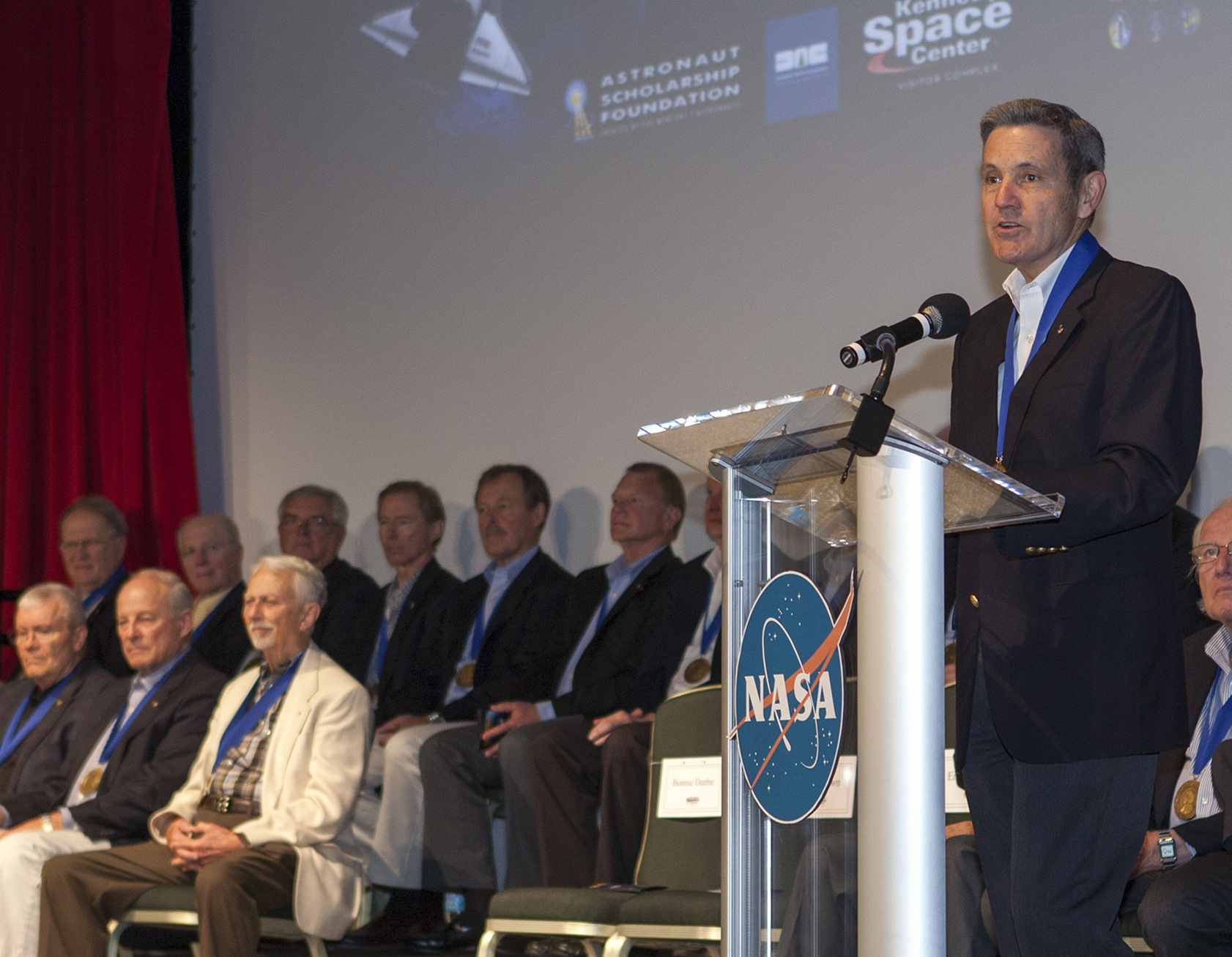 astronaut hall of fame members - photo #17