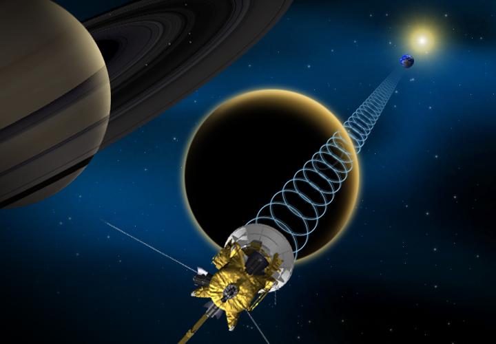 Titan Flybys Test the Talents of NASA's Cassini Team   NASA