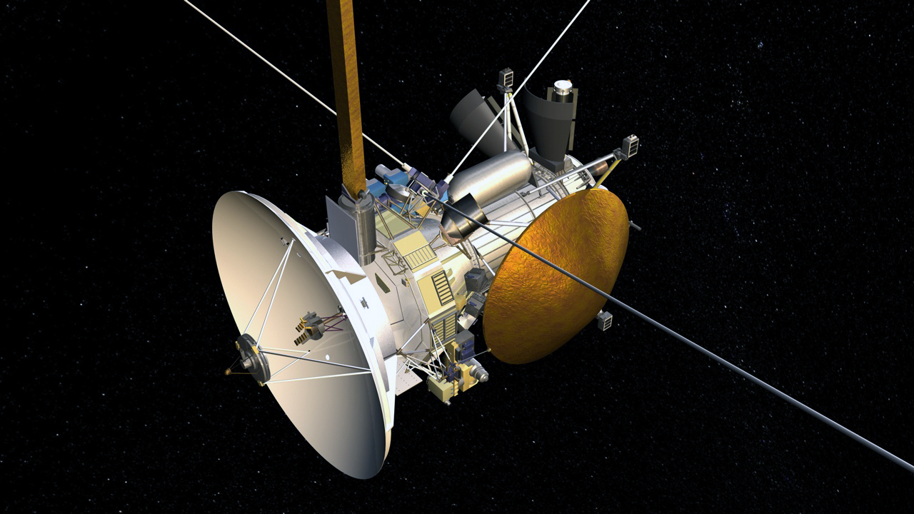 from saturn huygens probe pictures - photo #1