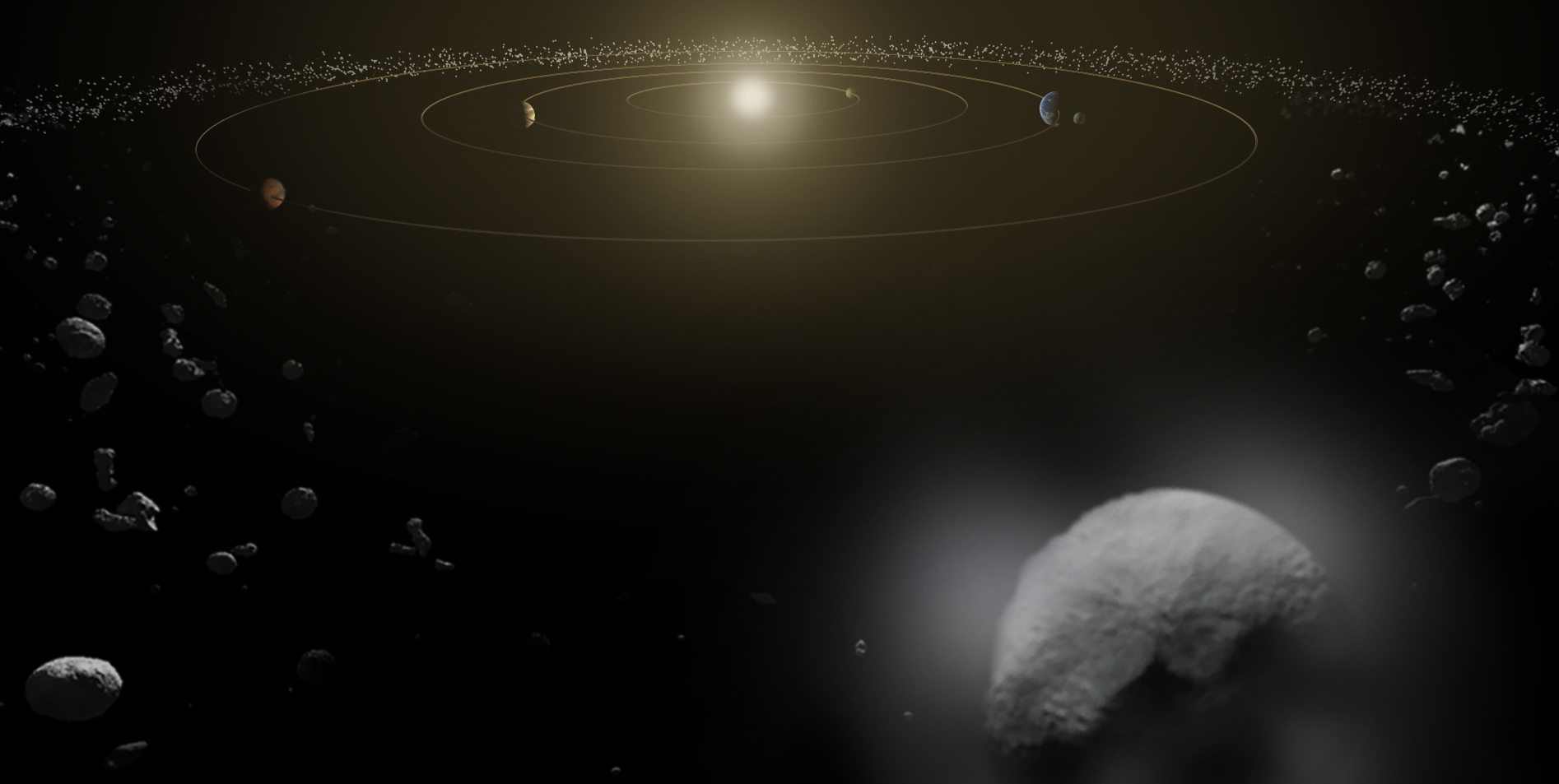 Cena fabryczna niska cena popularna marka Herschel Telescope Detects Water on Dwarf Planet | NASA