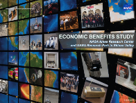 Cover of the Economic Benefits Study
