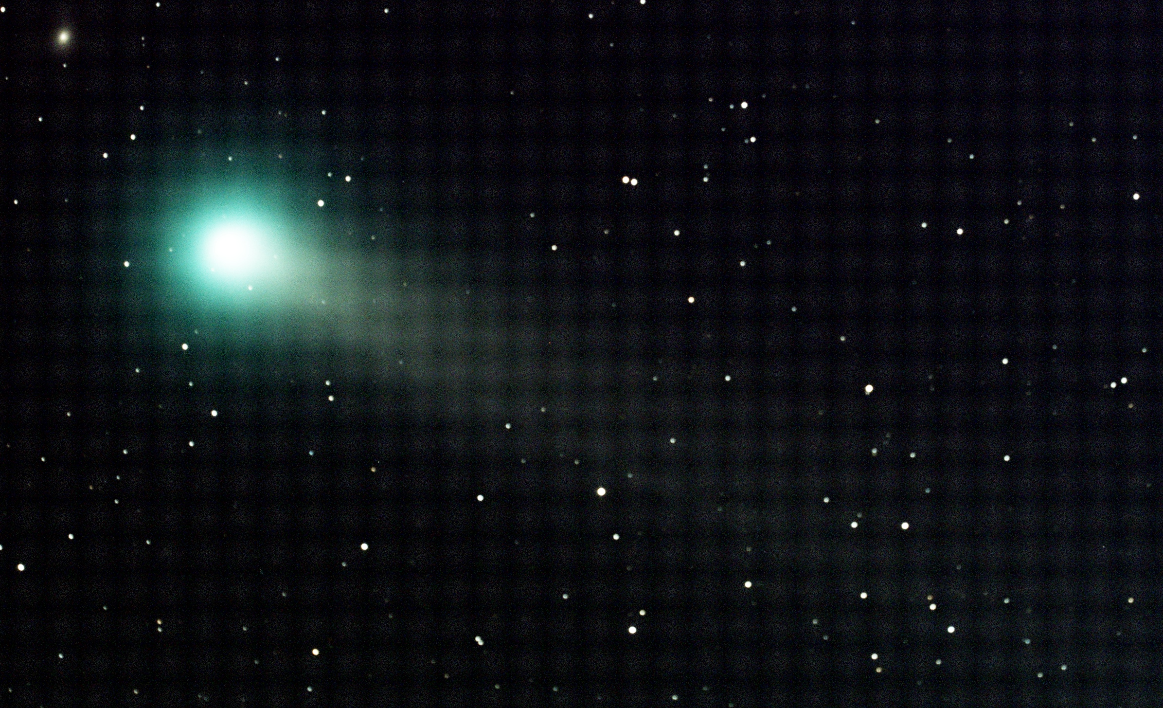 Comet Lovejoy in Ursa Major | NASA