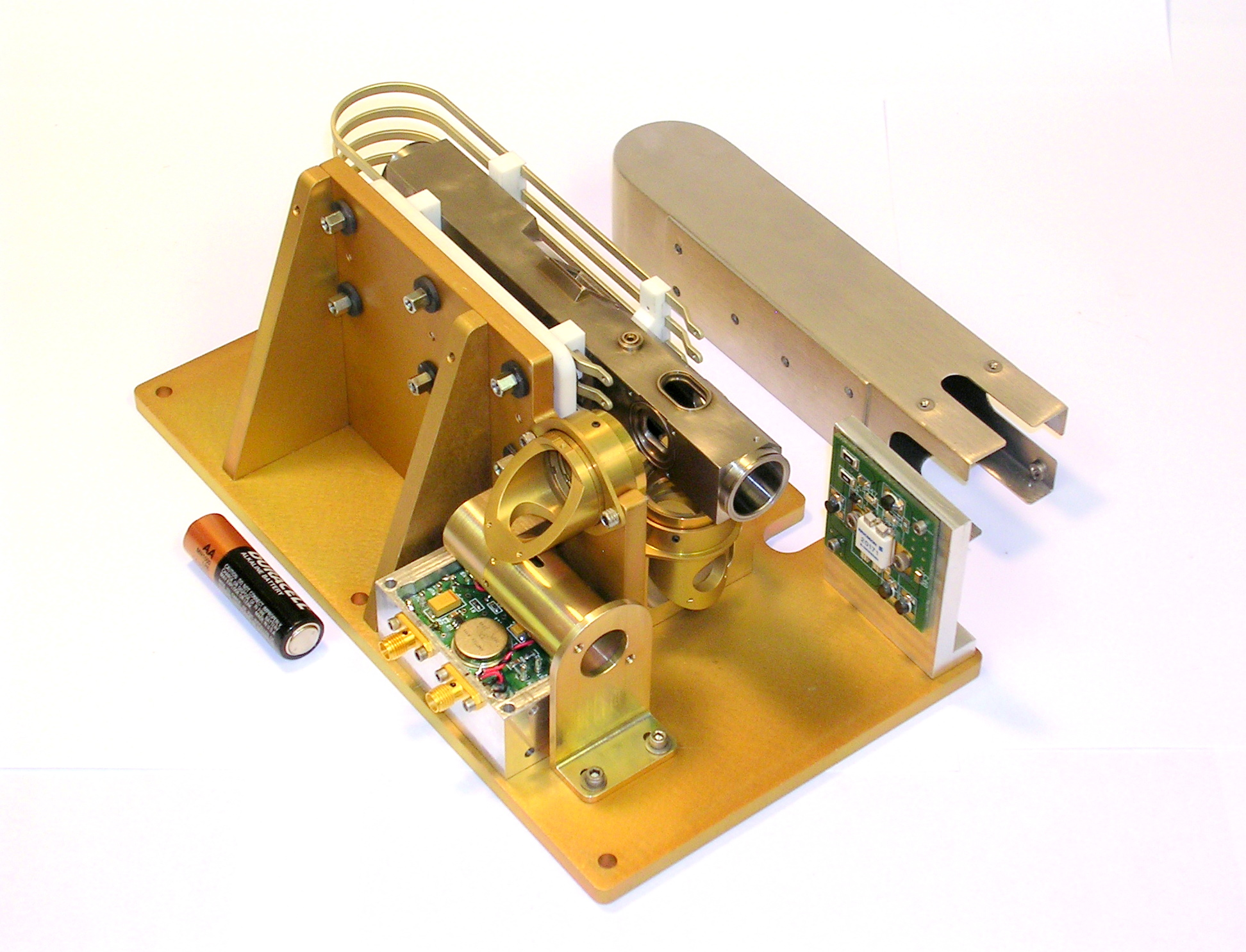 Deep Space Atomic Clock Dsac Nasa Building A Synchronous