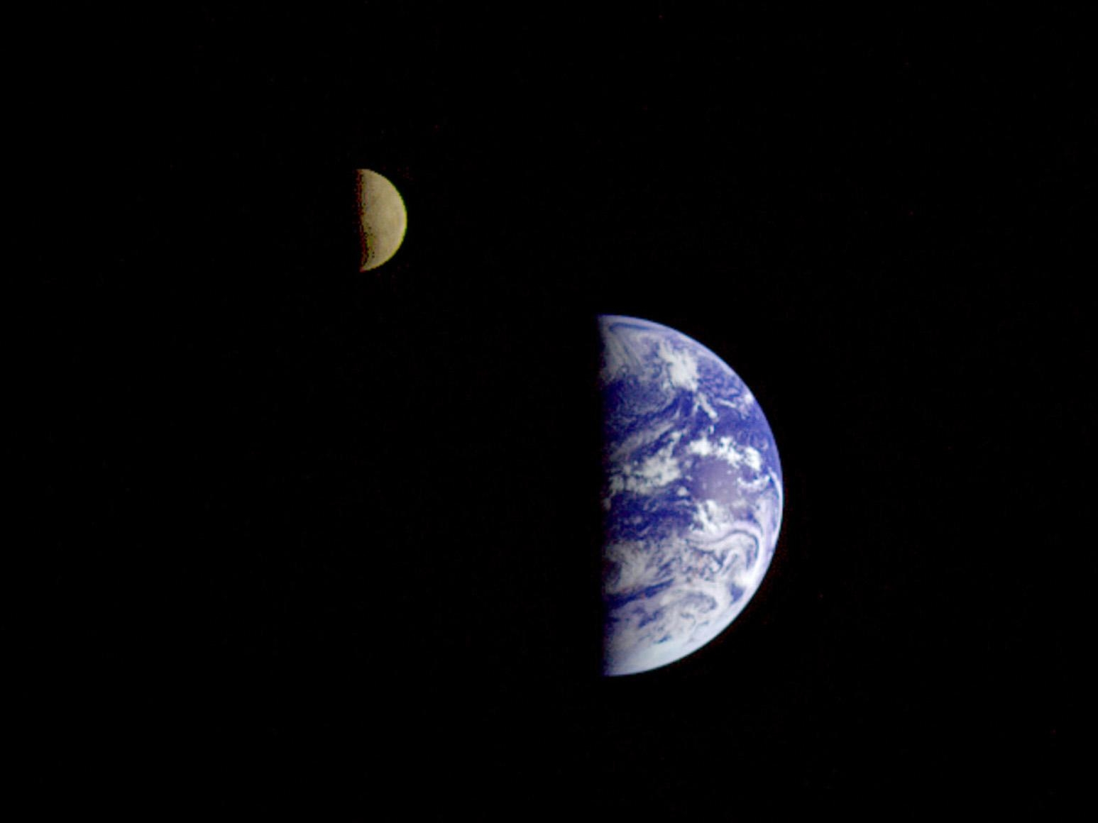 an in depth description of the only natural satellite of the earth the moon Depth sounding is the process of measuring the depth of a  but they are only reliable in  kinesthetic model of the sun, the moon, and the earth weird.