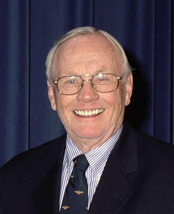 Former Pilot Neil A. Armstrong | NASA