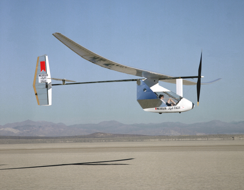 Daedalus Human-Powered Aircraft | NASA