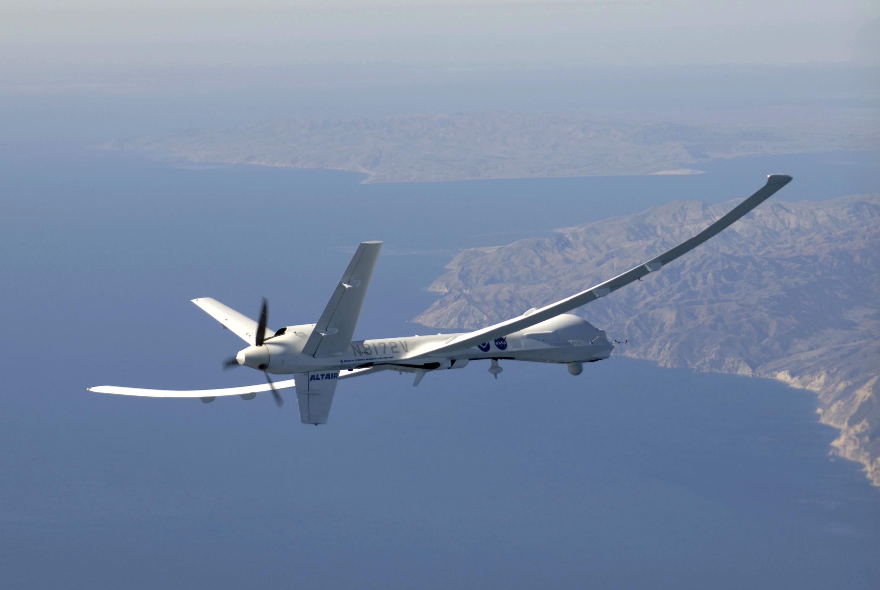 nasa high altitude aircraft - photo #8