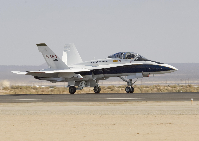 nasa f 18 pilot - photo #14