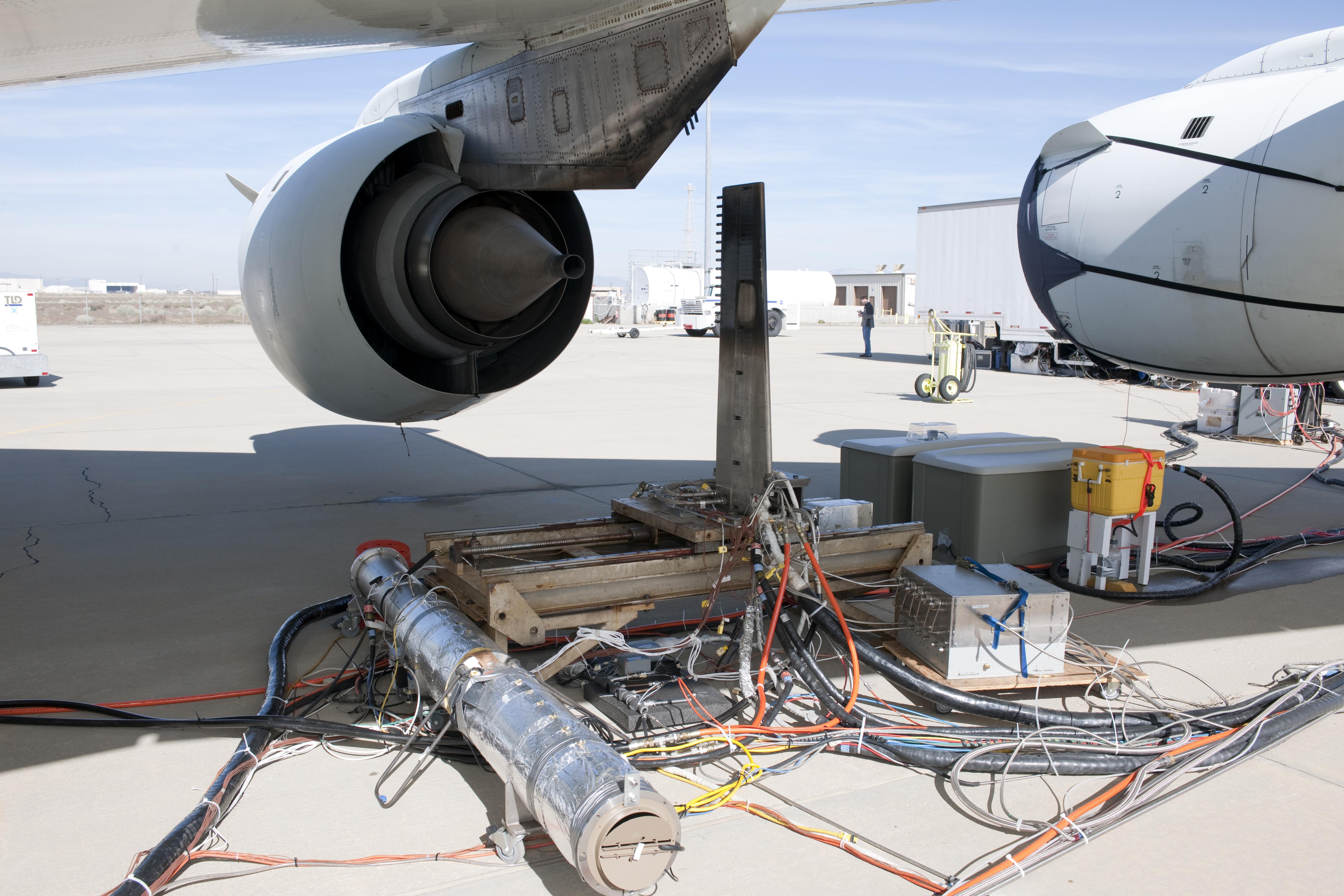 An Eco Friendly Jet Fuel Alternative