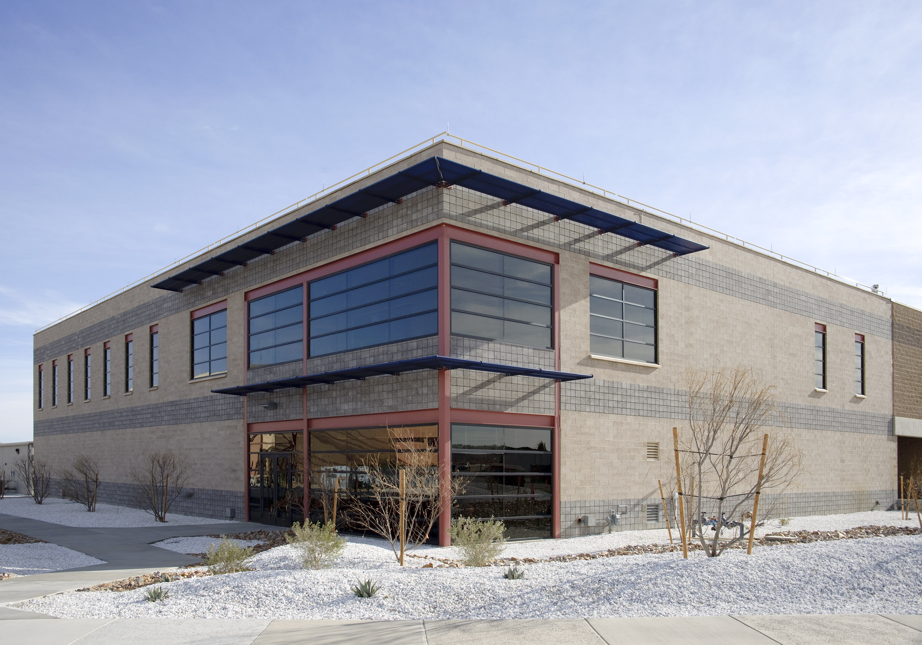 Citc Is Now Drydens First Leed Certified Building Nasa