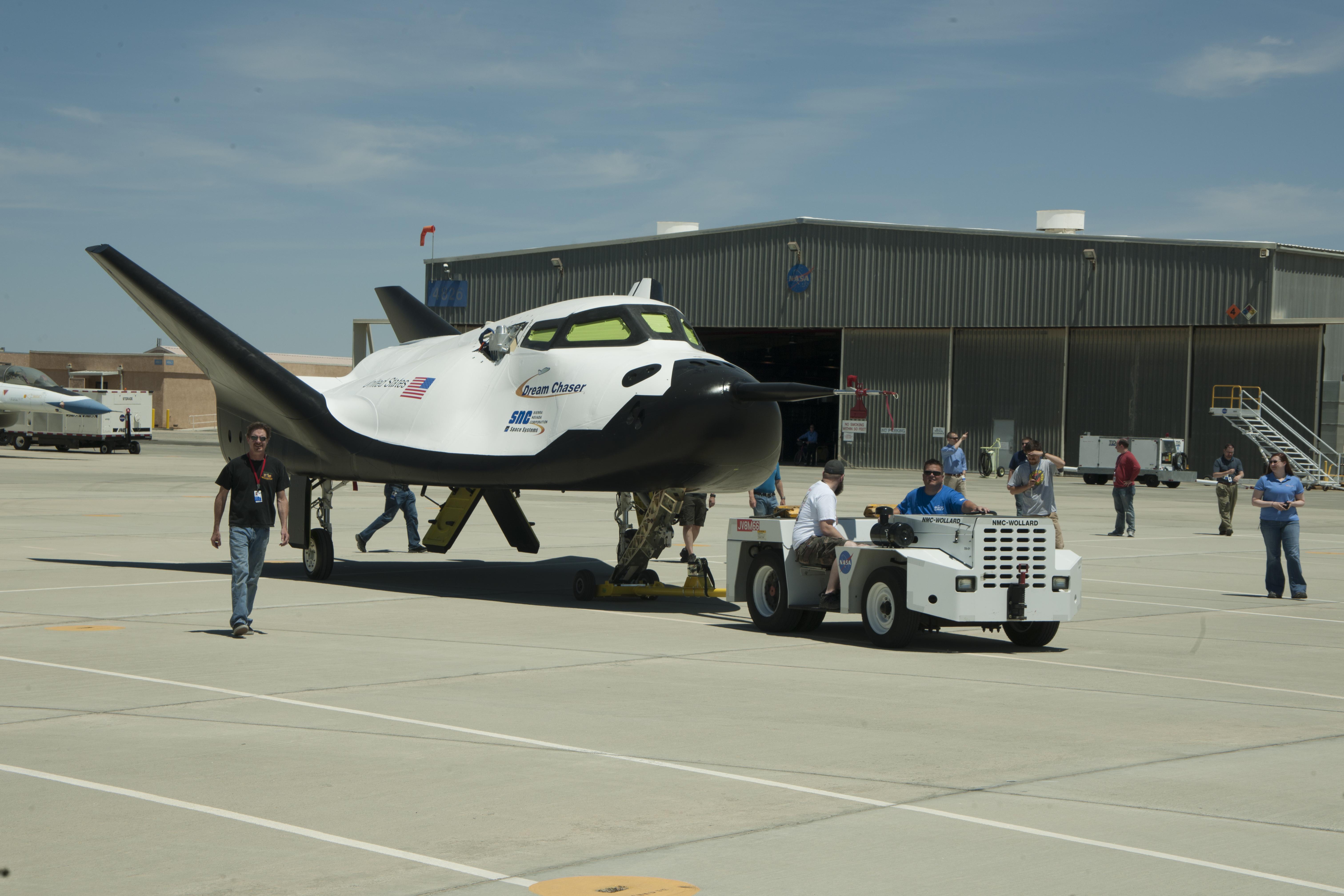 sierra nevada space vehicle - photo #11