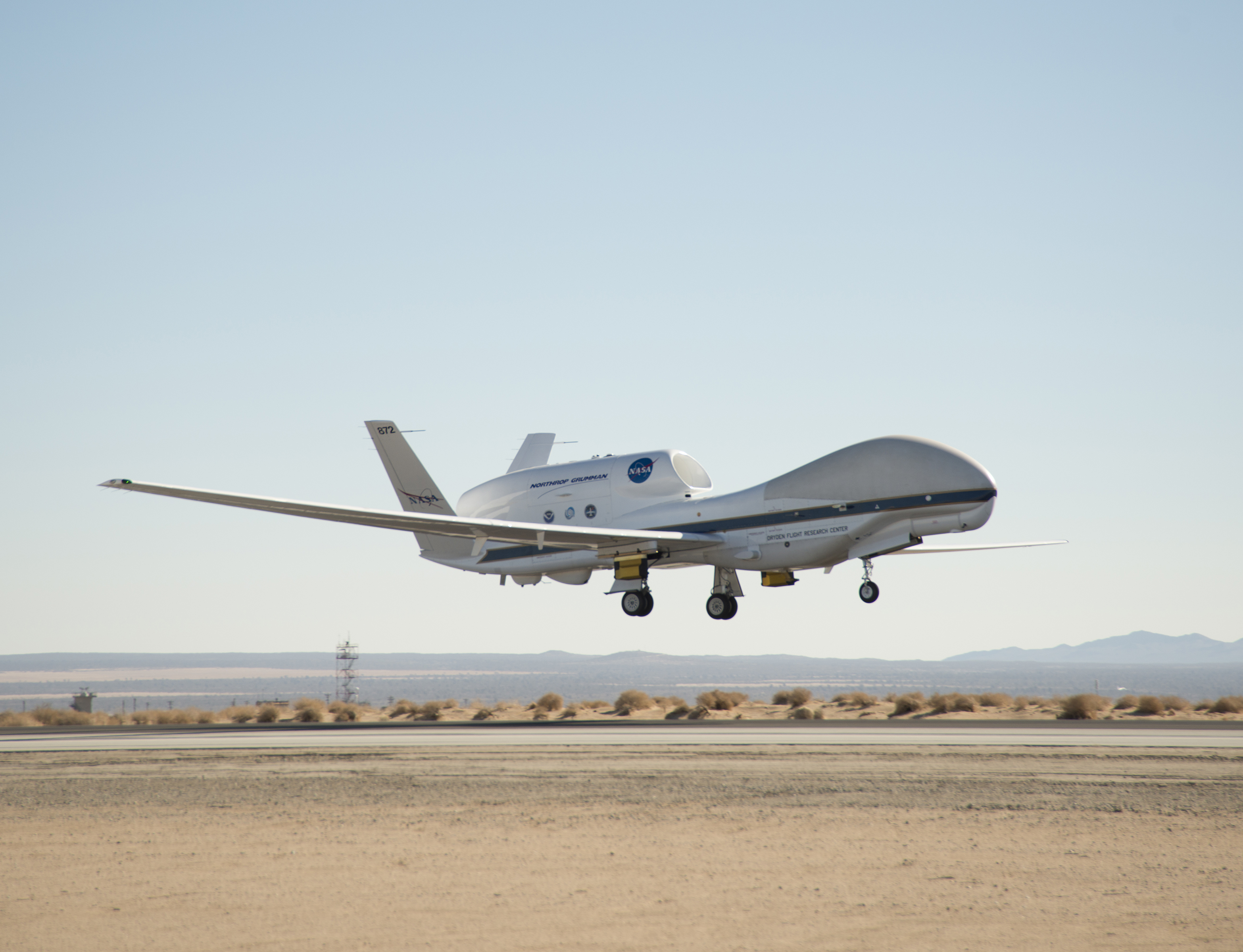 Libya >> NASA Global Hawk Ready for 2014 ATTREX Mission | NASA