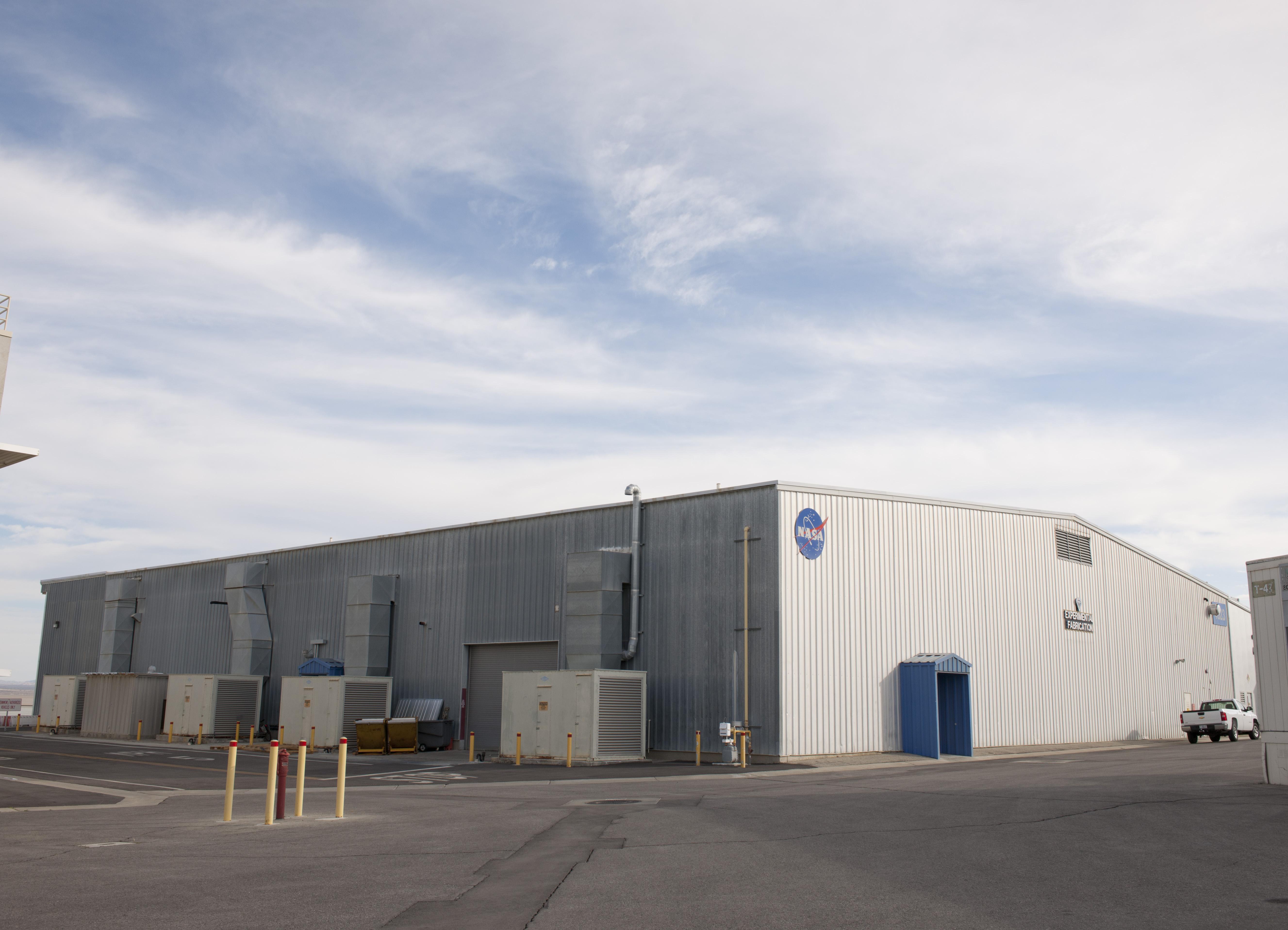Machine Shop | NASA
