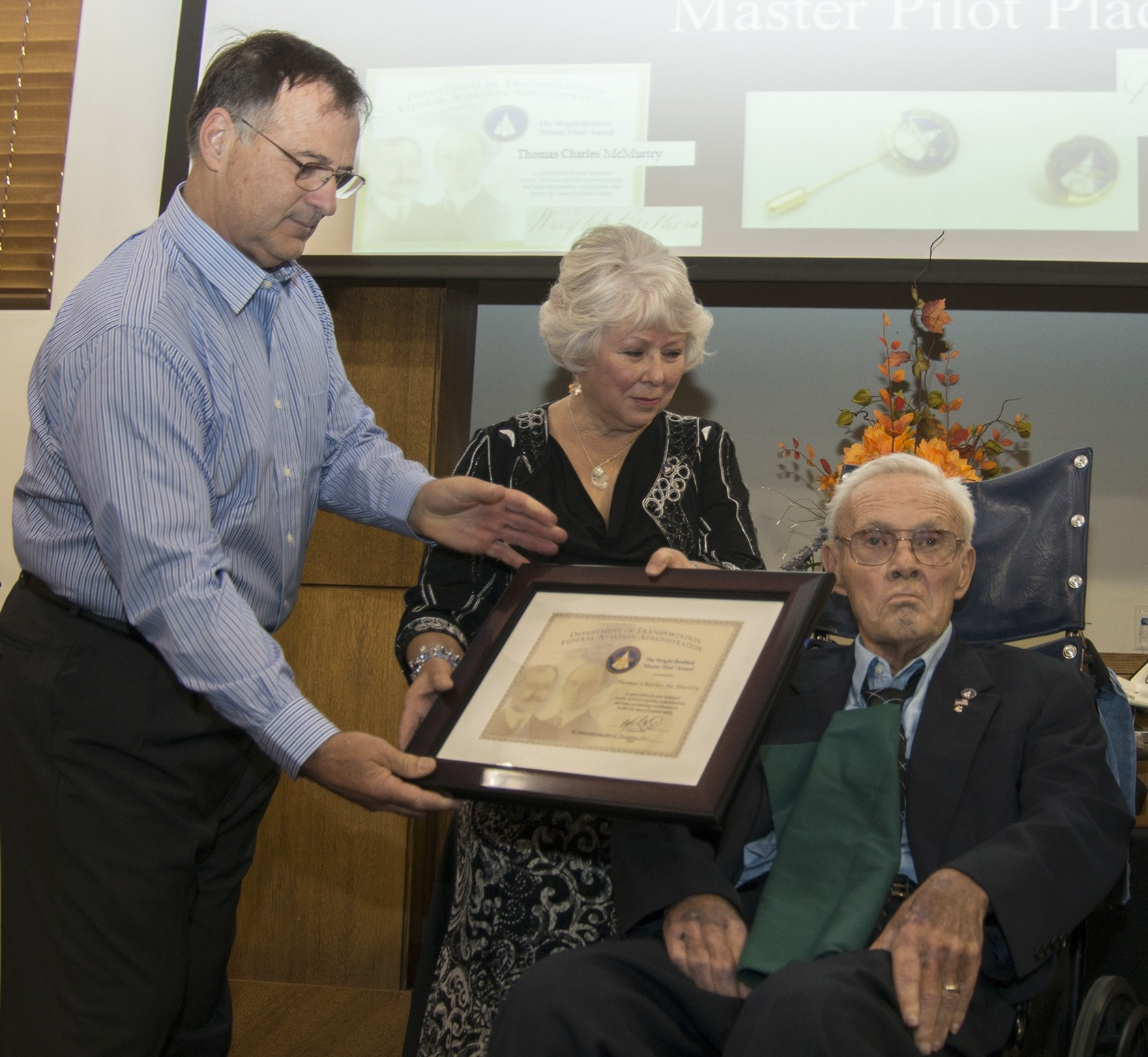 Federal Awards Expended Ed Faa Award To Mcmurtry