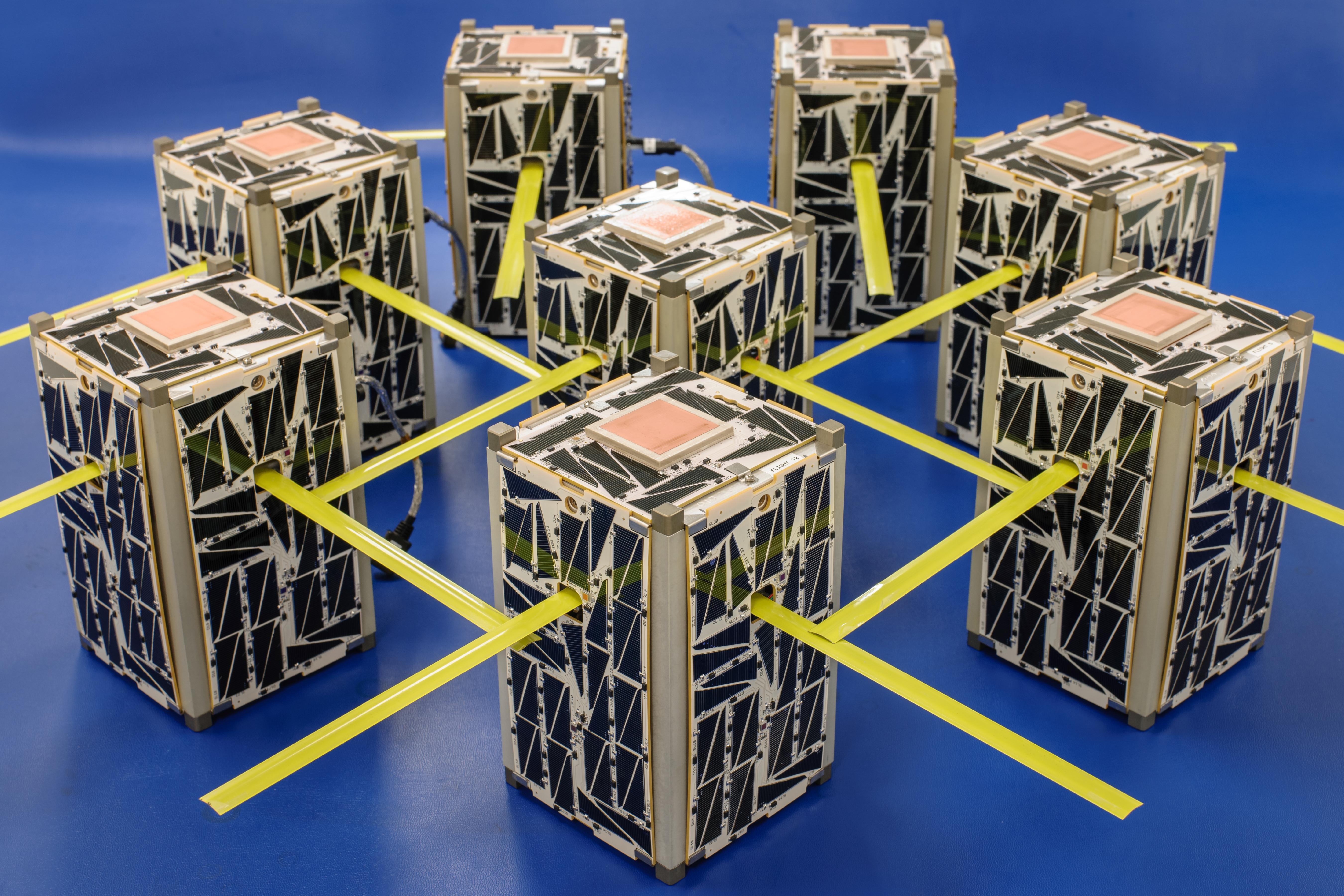 What are SmallSats and CubeSats?   NASA