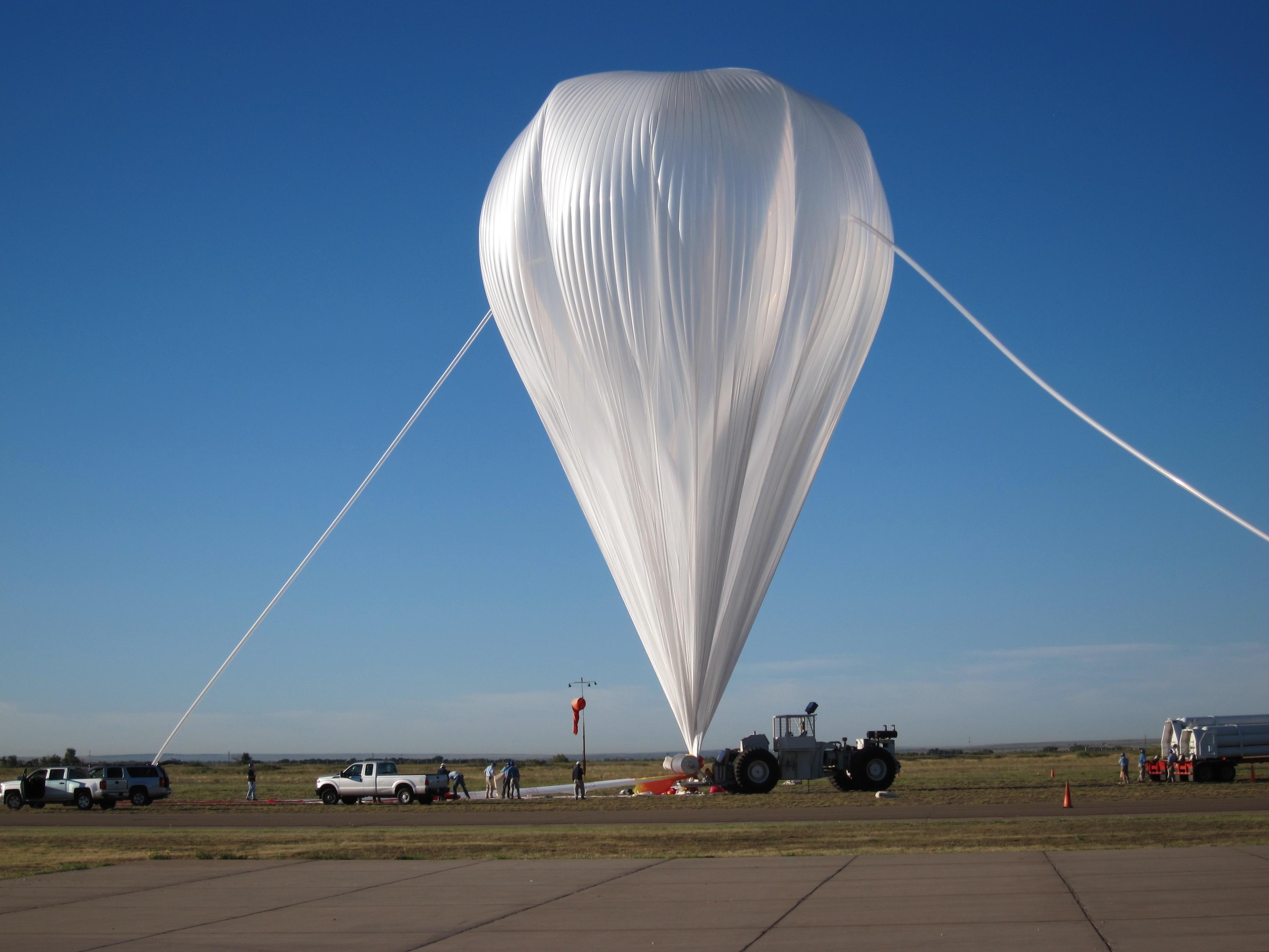 nasa u0027s e mist experiment soars in earth u0027s stratosphere nasa