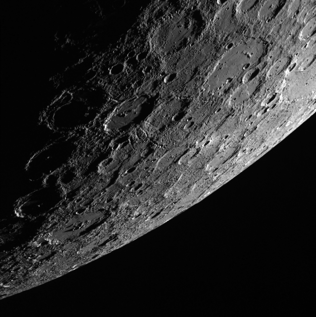 mercury pictures from nasa - photo #8