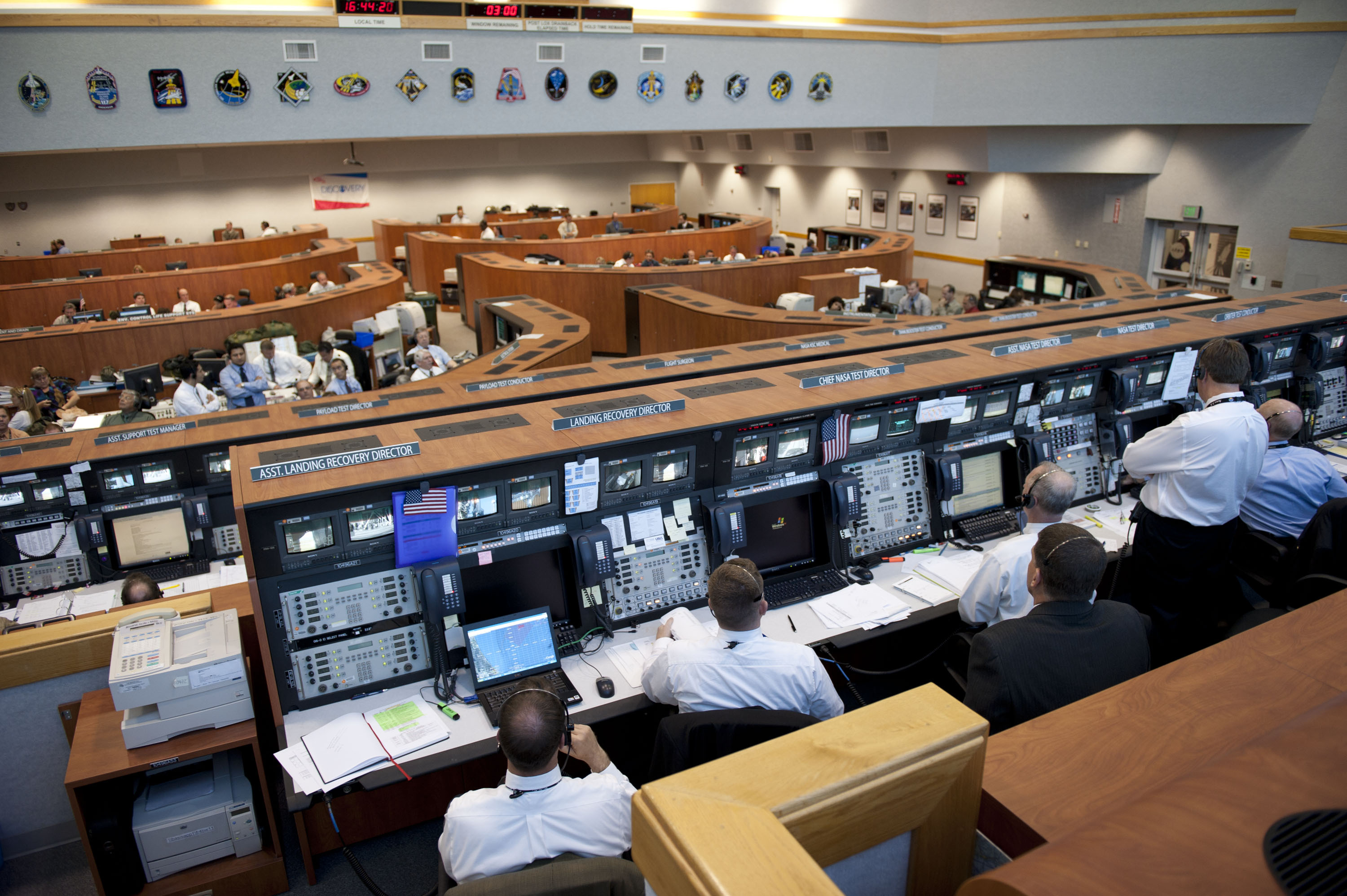 Firing Rooms Keep Launch Team Well-Connected | NASA