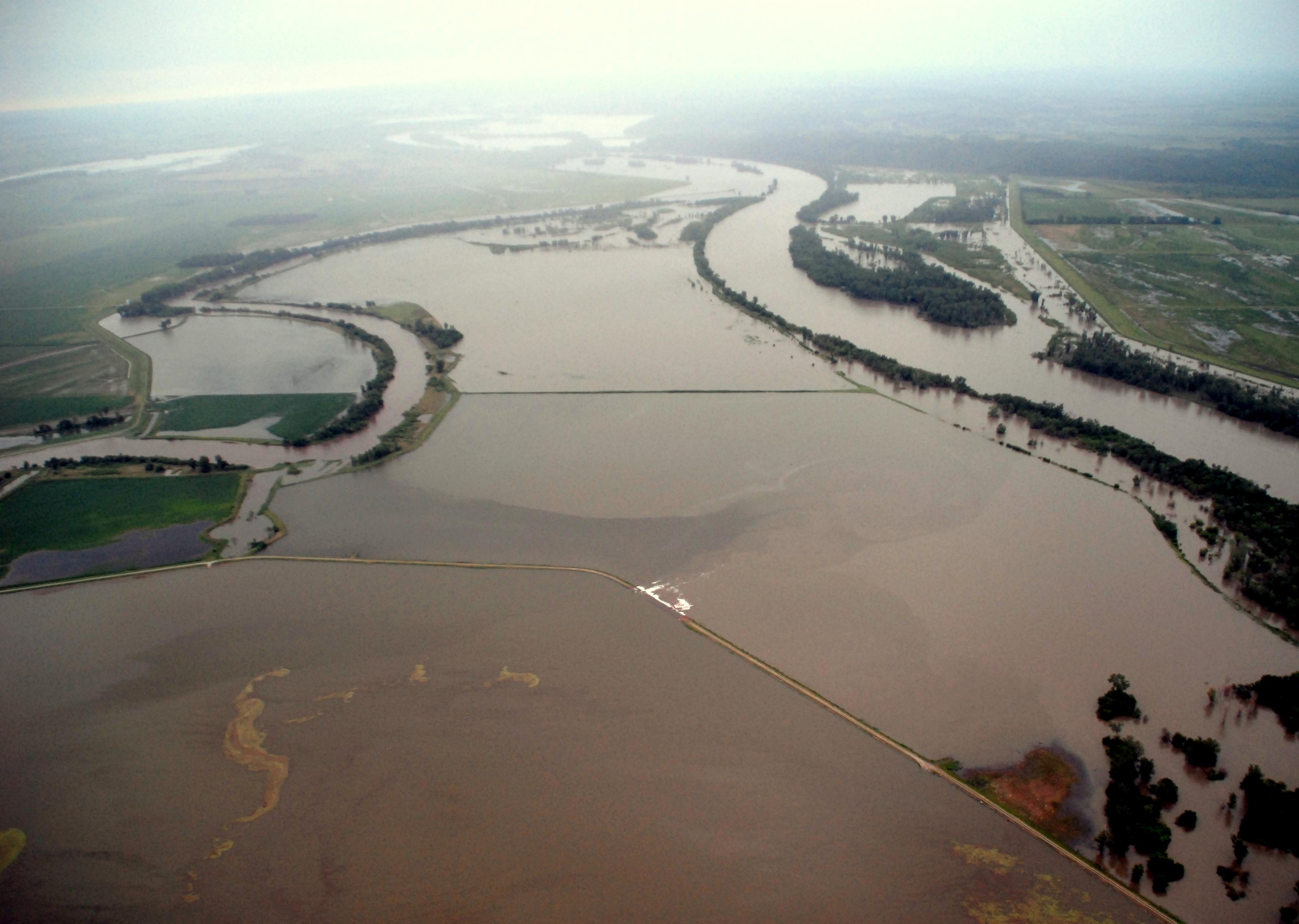 Nasa Satellite Data Give Early Clues To Flood Danger Nasa