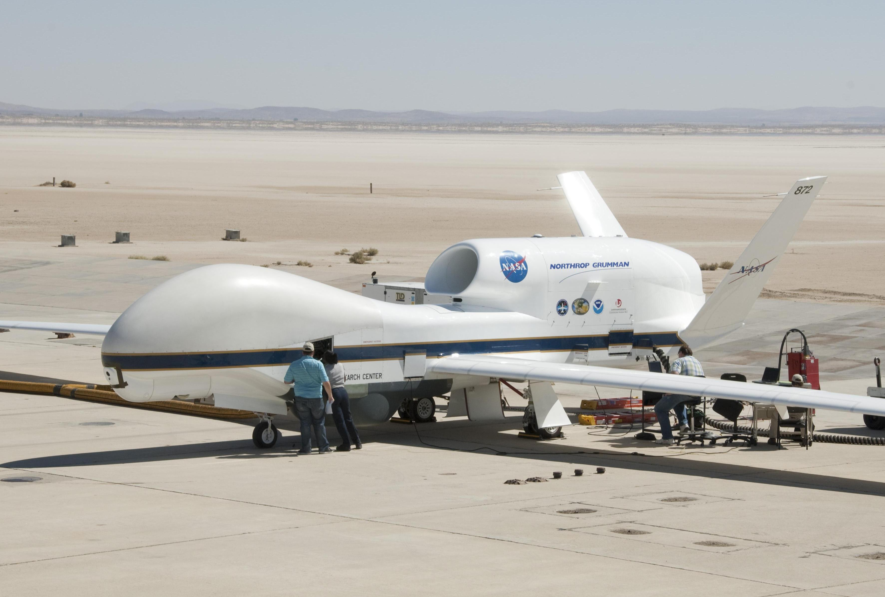 NASA Global Hawk Aircraft (page 2) - Pics about space