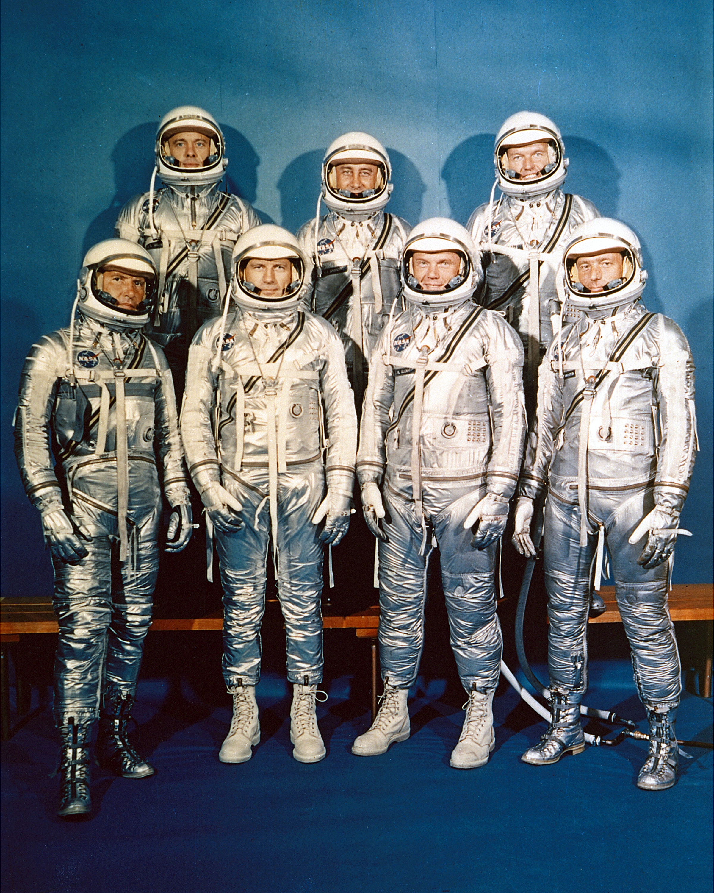 what was project mercury nasa