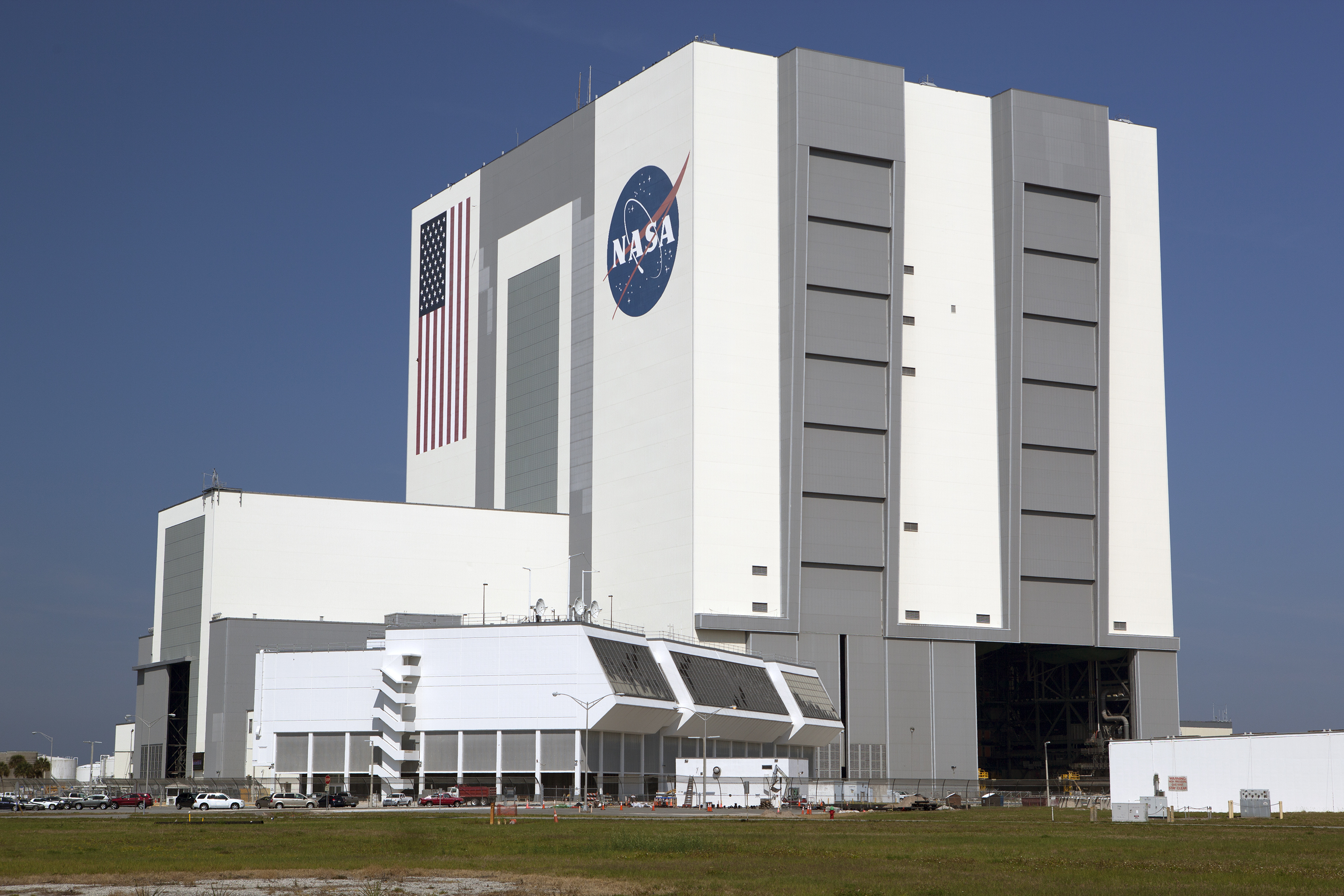 NASA Marks Ground Systems Progress at Spaceport of the ...