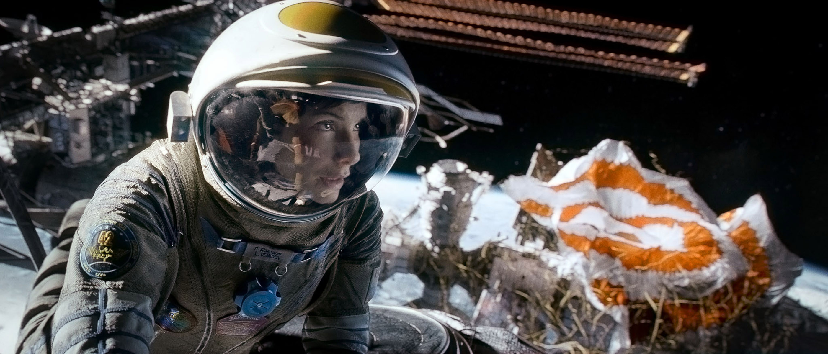 NASA Congratulates 'Gravity' on Academy Award Wins | NASA
