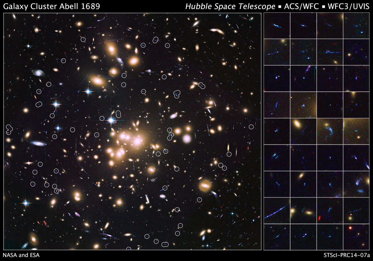 AAS Meeting Highlights Several New Hubble Science Findings