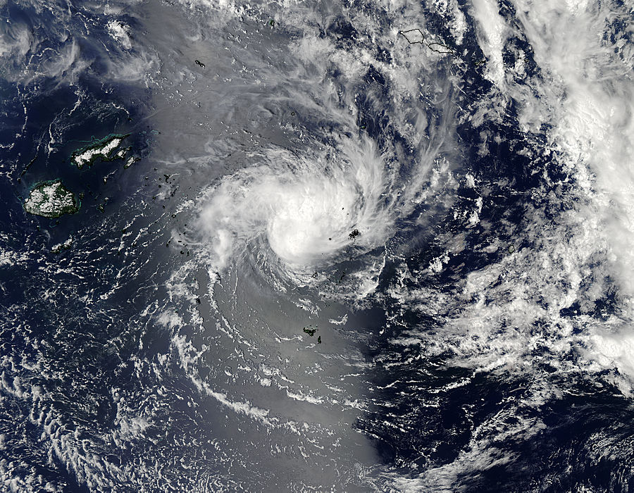 effects of tropical cyclones