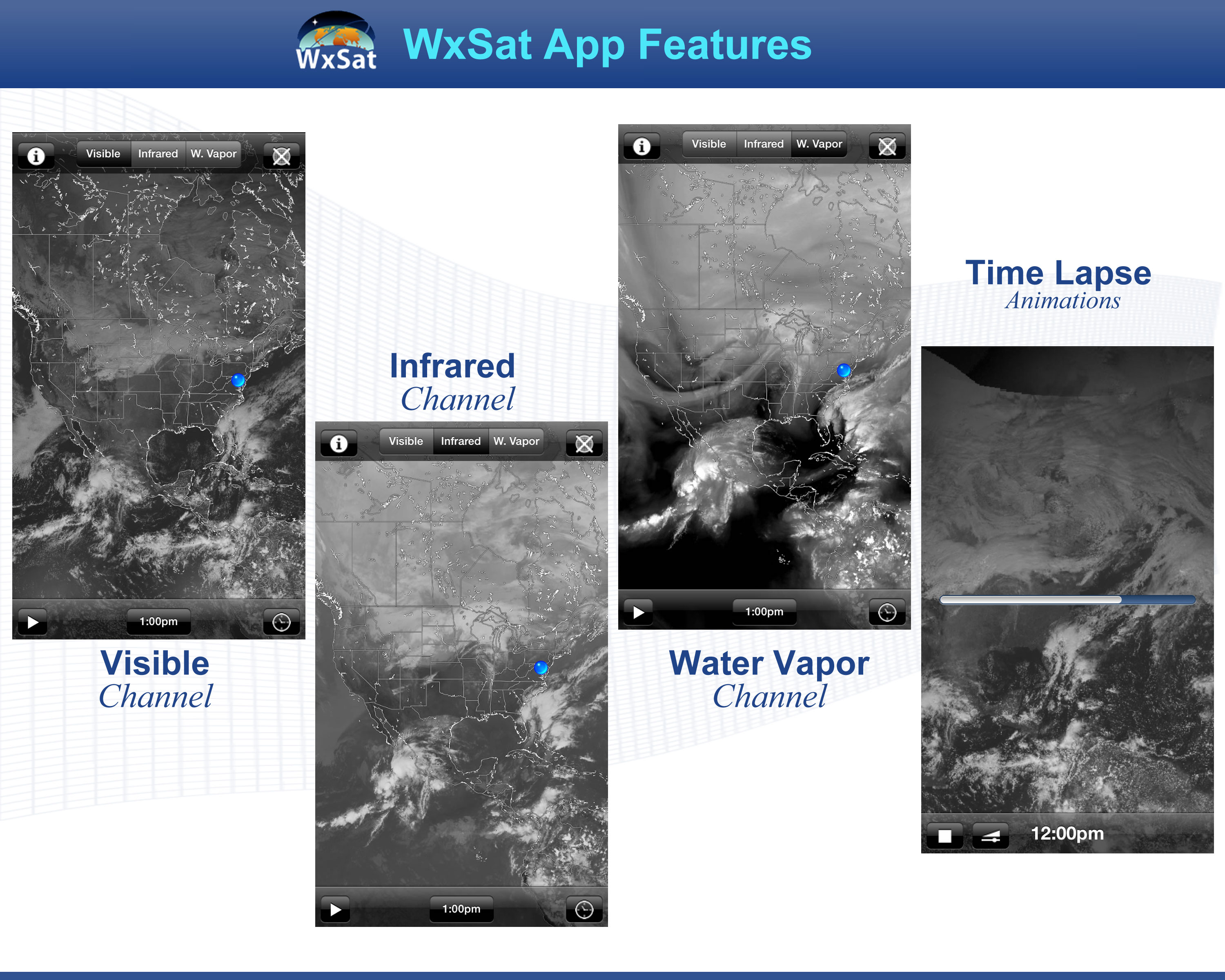 Weather and Environmental Satellite Crowd Sourcing: 2 New Apps | NASA