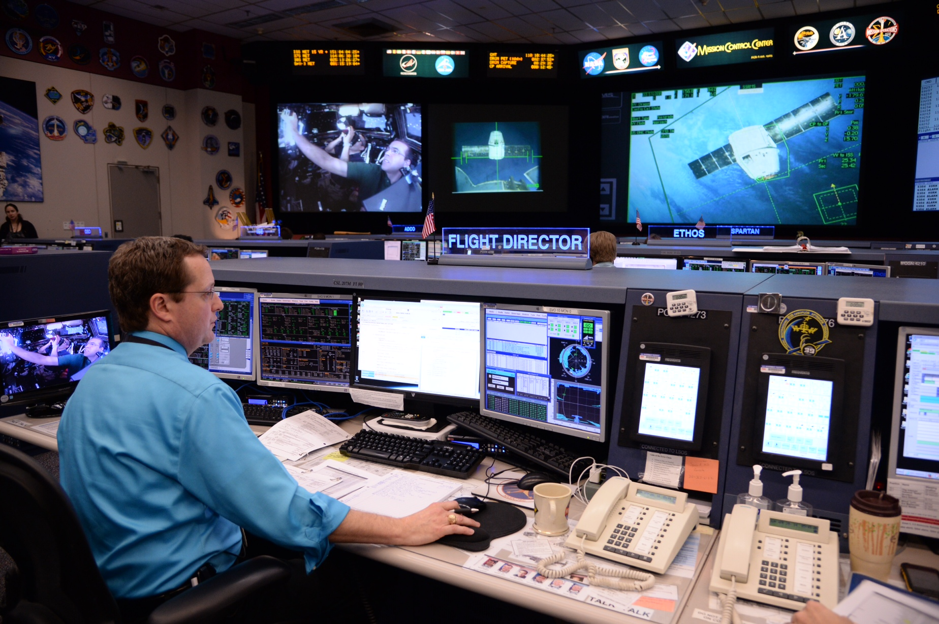 houston space station controls - photo #21