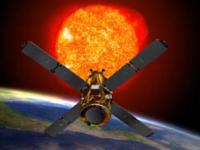 RHESSI spacecraft studies solar flares and gamma rays