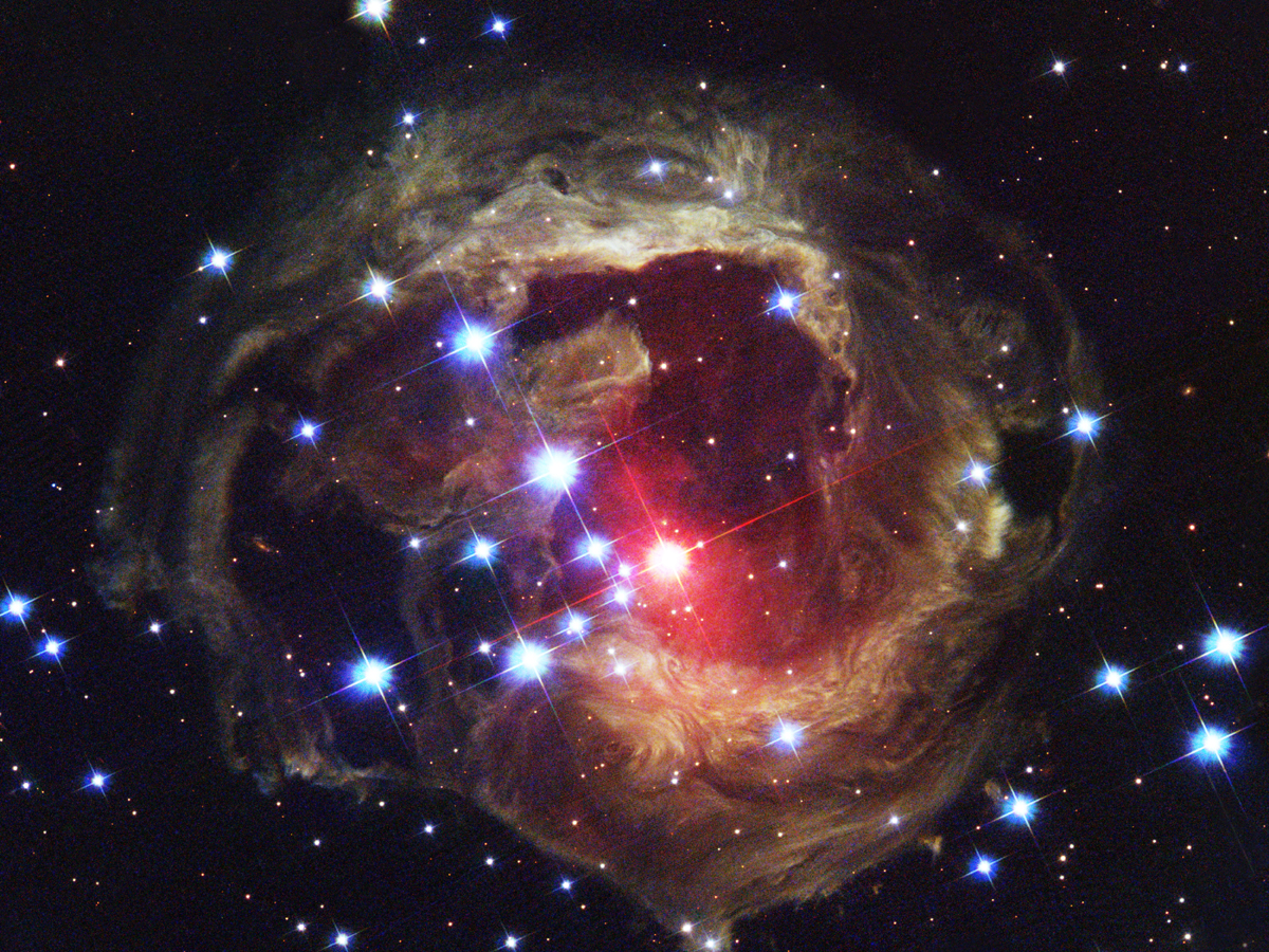 Image result for the picture of a star that was taken by hubble