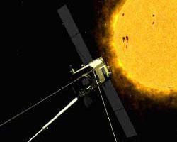 Two nearly identical spacecraft will image the Sun and its massive explosions in 3-D for the first time ever.