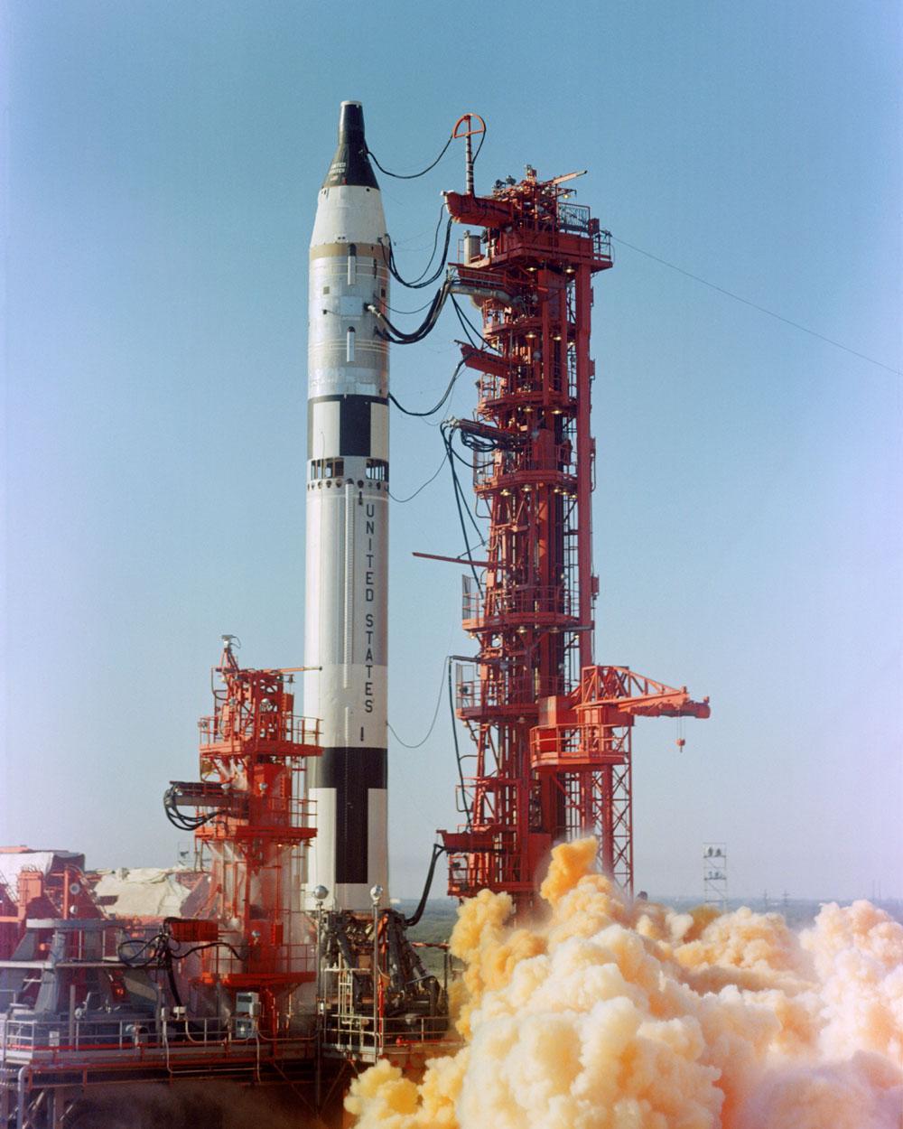 Gemini Takes Flight | NASA