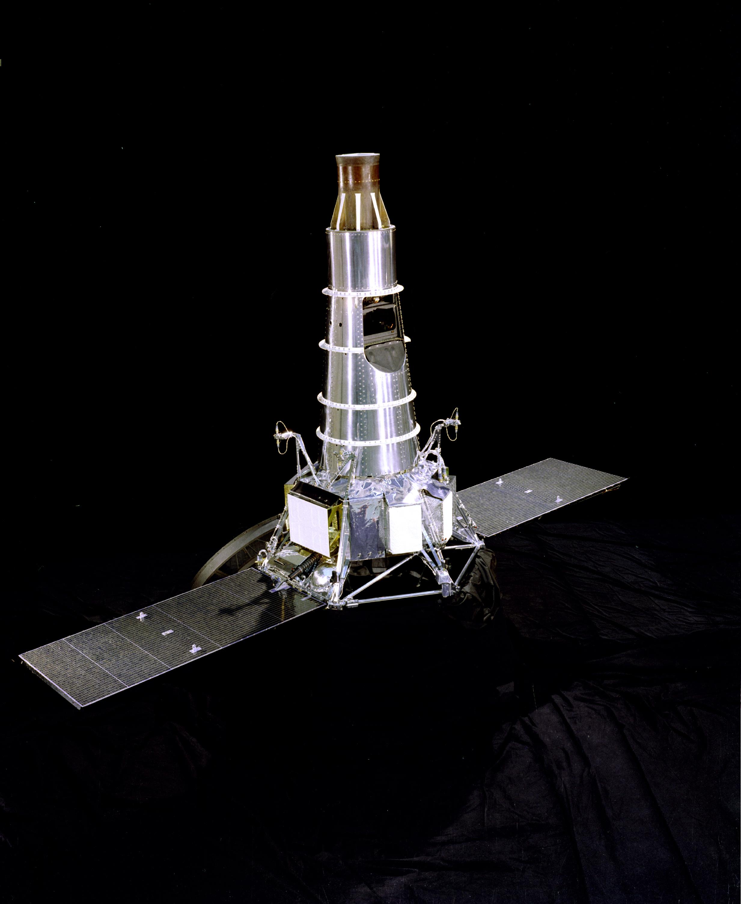 nasa ranger spacecraft - HD2466×3008