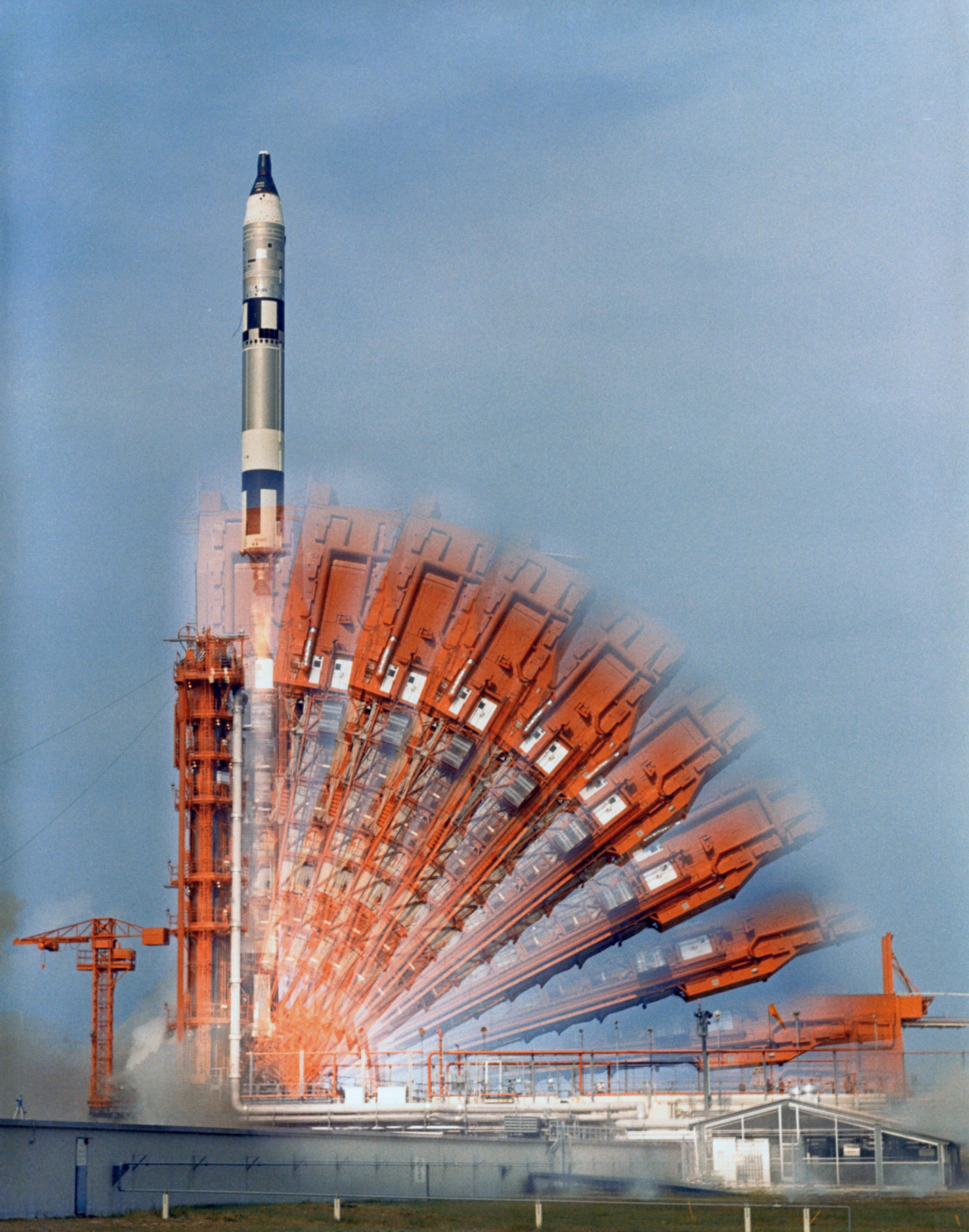 Gemini X Time Lapse