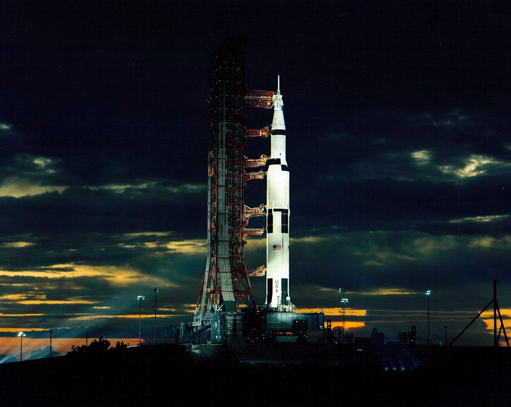 Model Rocket Contest and 50th Anniversary of the Apollo 11