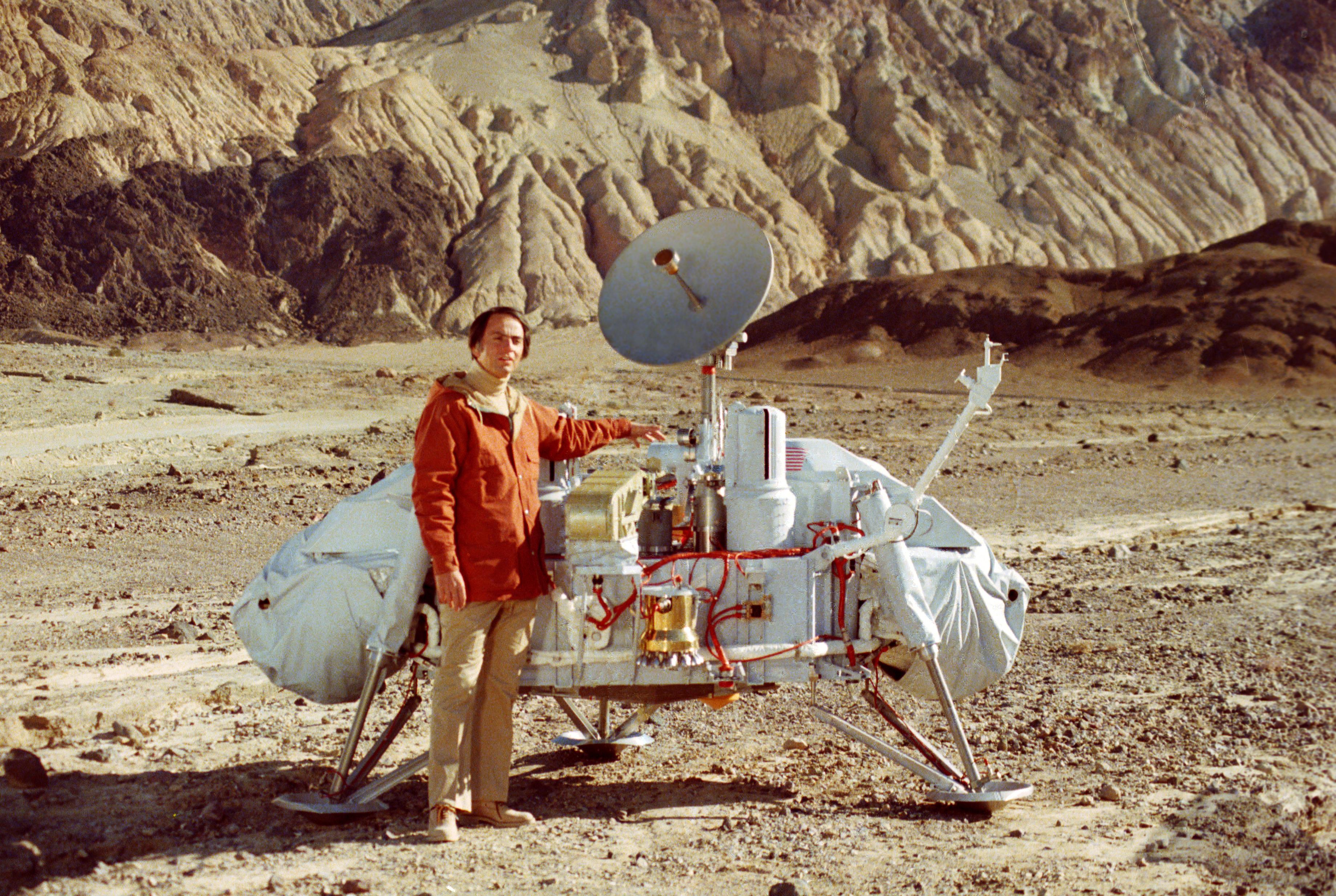 First Image of Mars | NASA