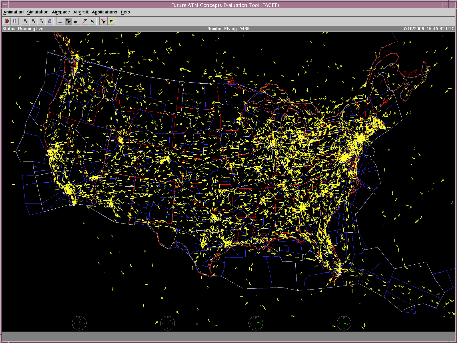 Smart nas for safe trajectory based operations project description smart nas for safe trajectory based operations project description nasa publicscrutiny Choice Image