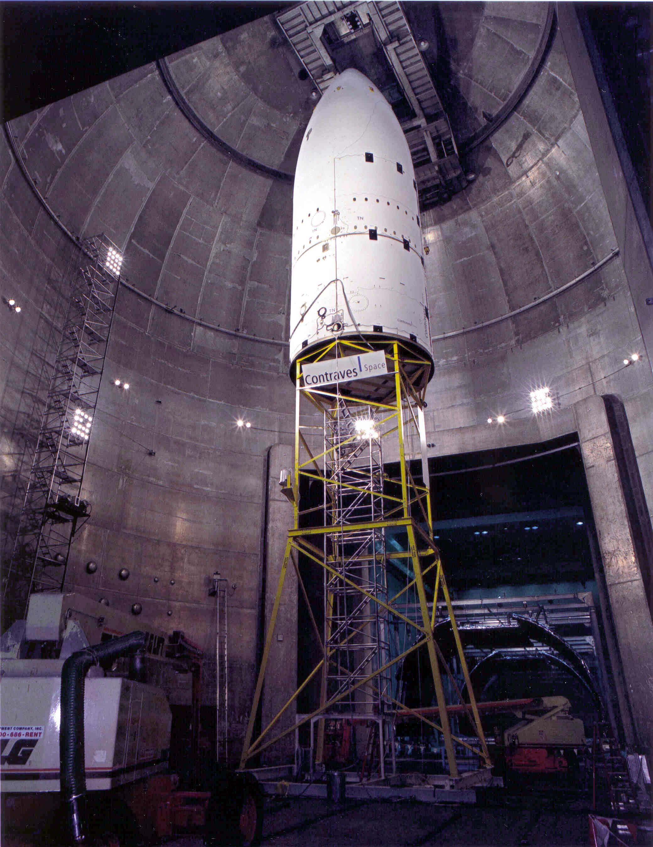 The Space Power Facility | NASA