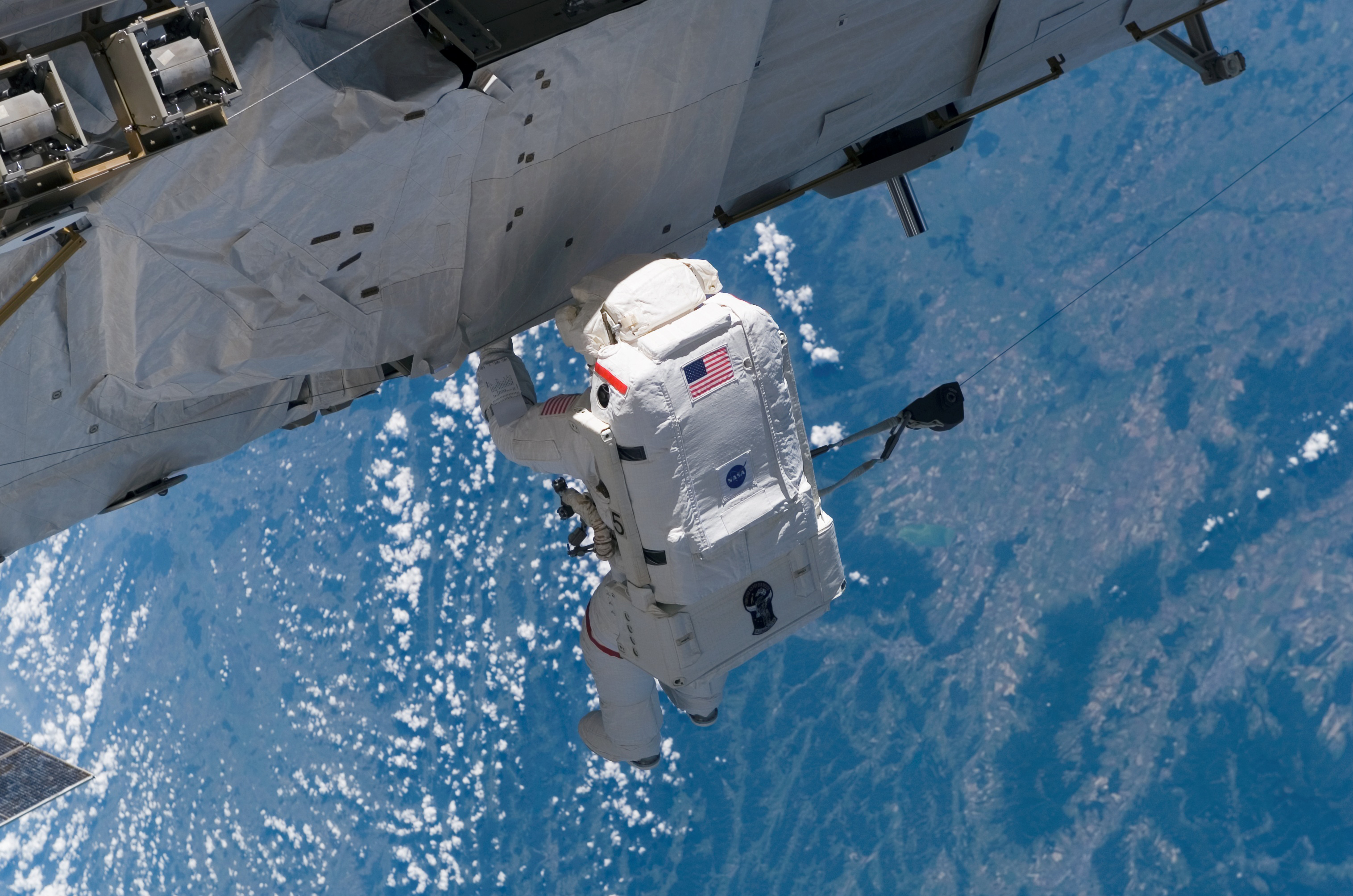 international space station oldest astronaut - photo #11