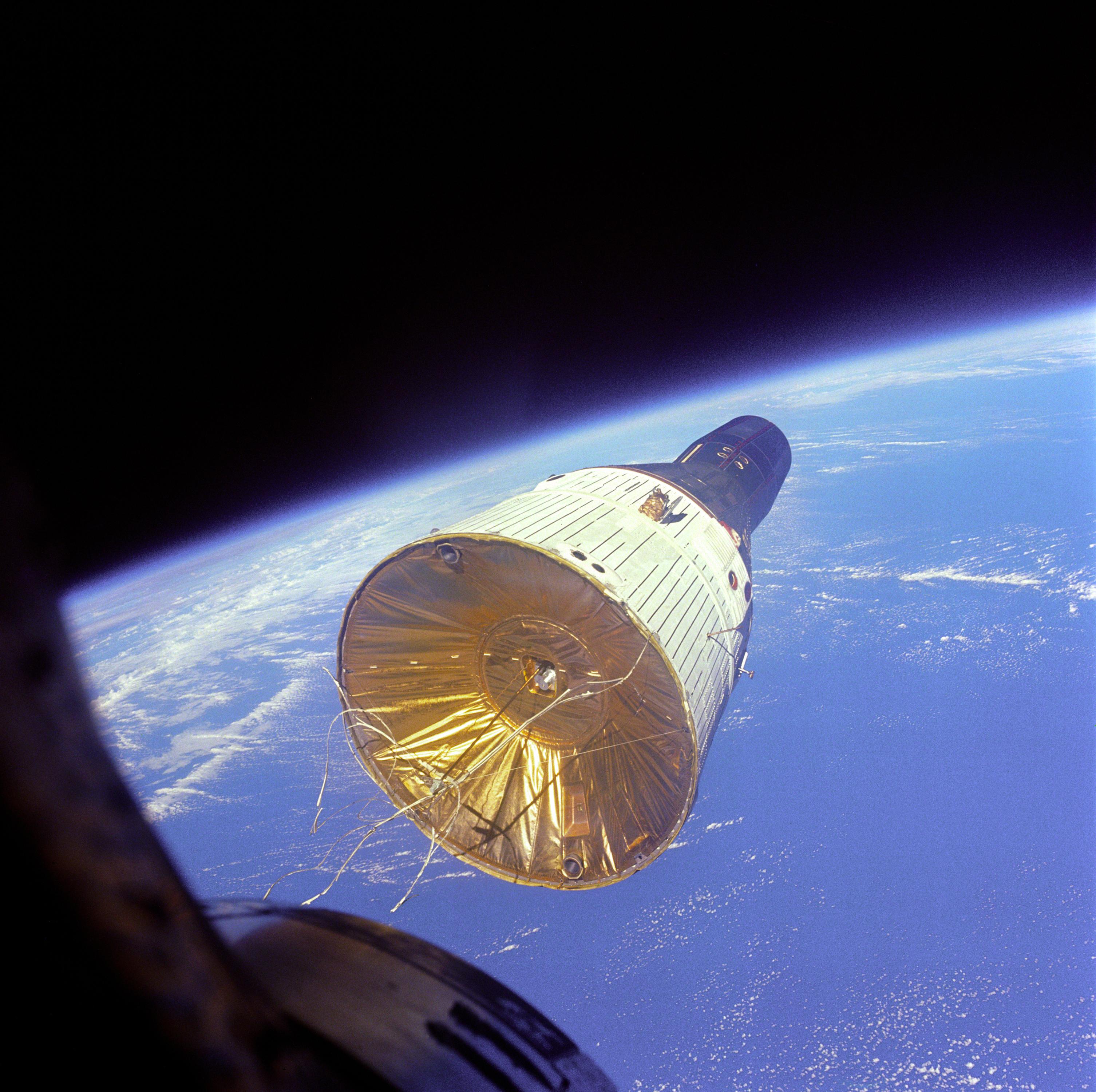 gemini space program history - photo #20