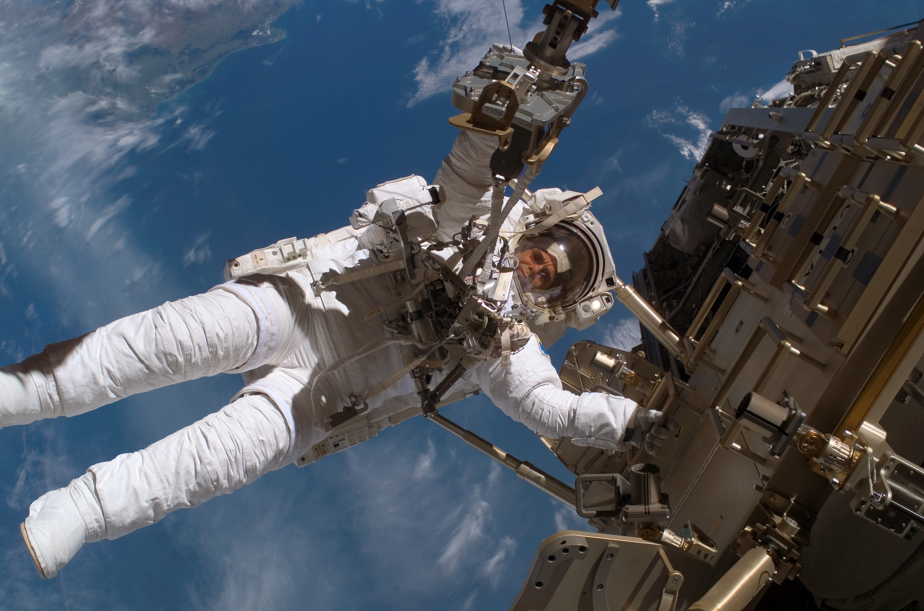 nasa space walk live - photo #35