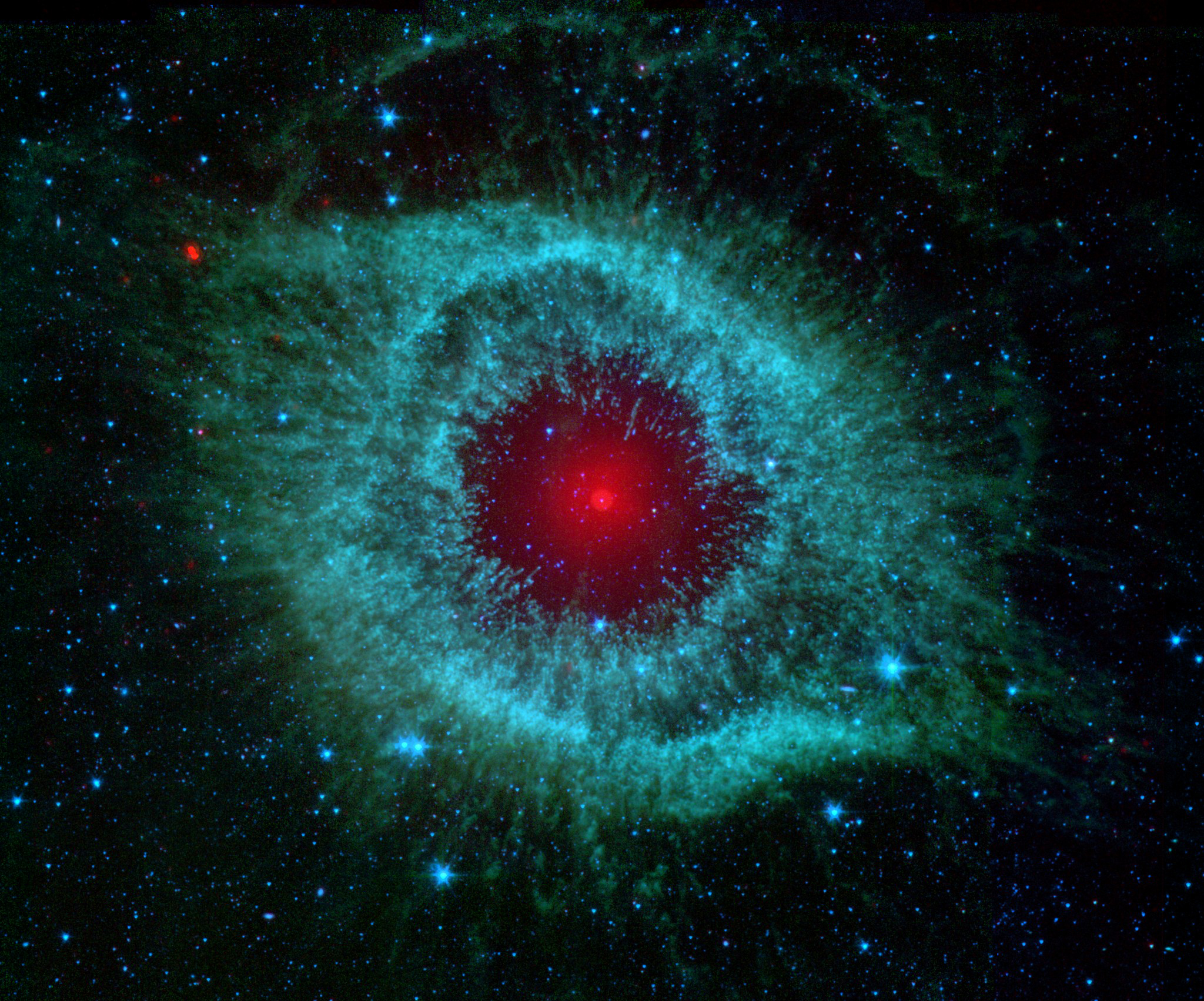3d picture of stellar nebula - photo #45