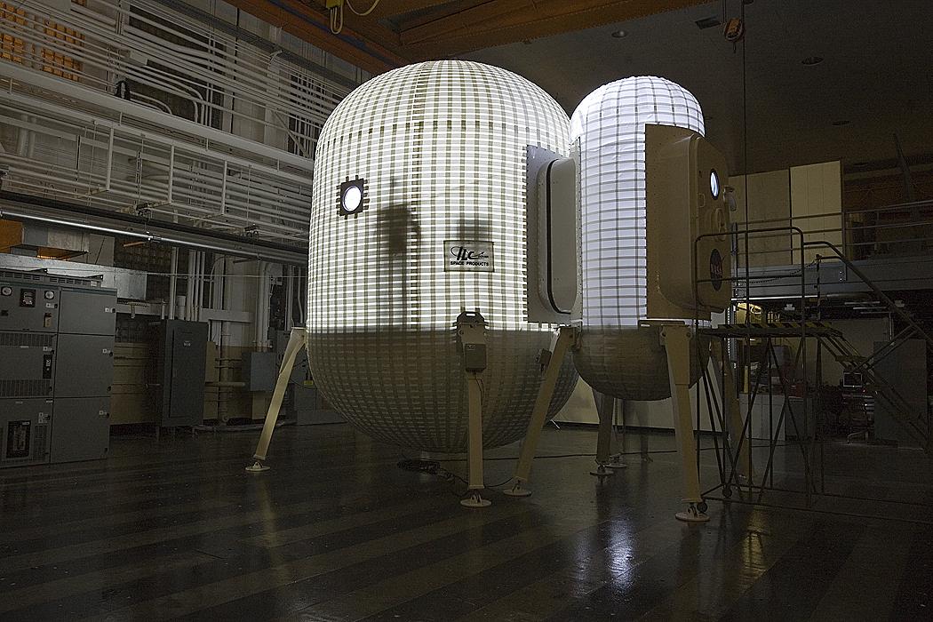 inflatable moon base - photo #15