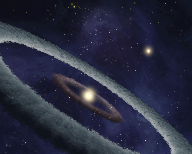 Birth of a Planet | NASA