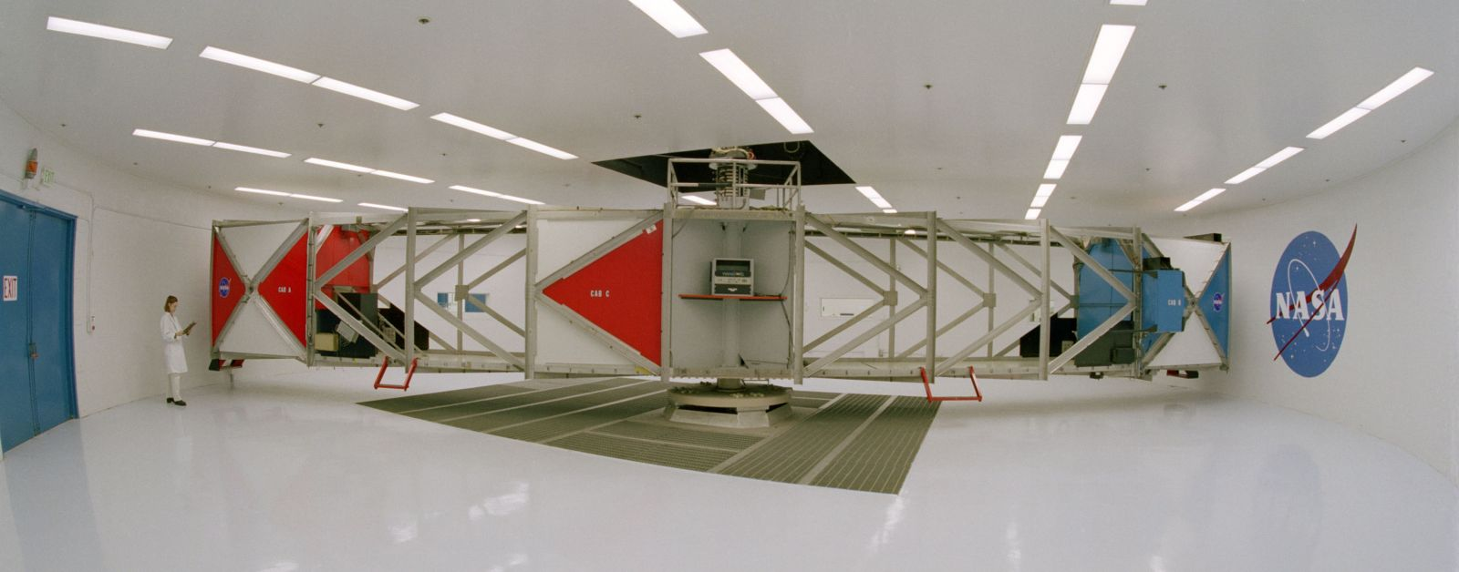 Ames human centrifuge