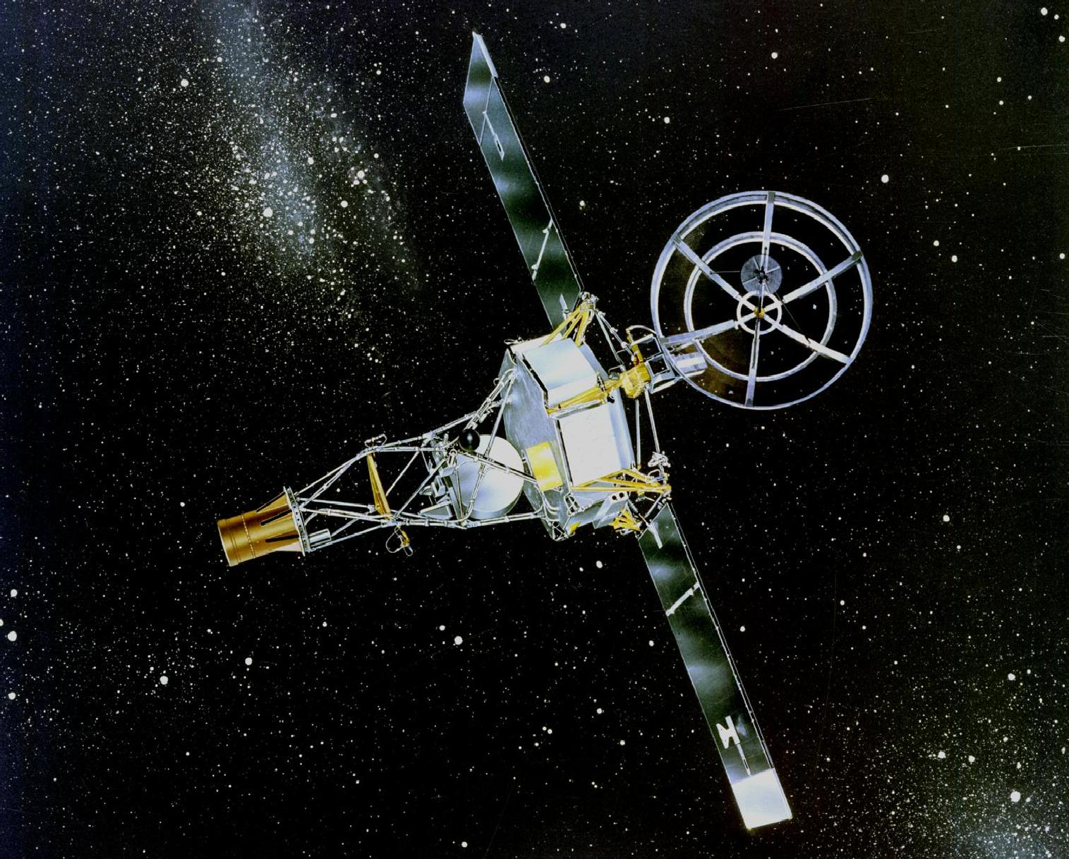 Mariner 2 nasa for What is space