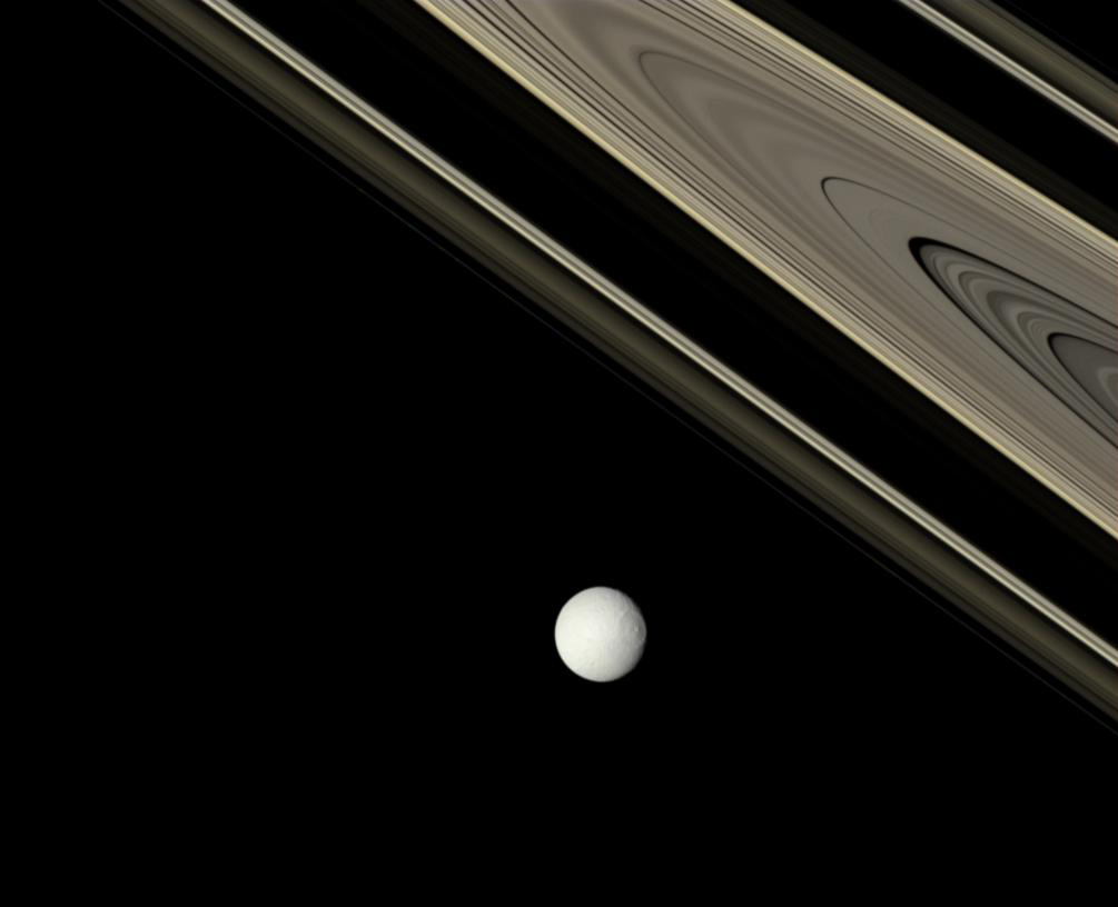 Solar system - Saturn - In pictures